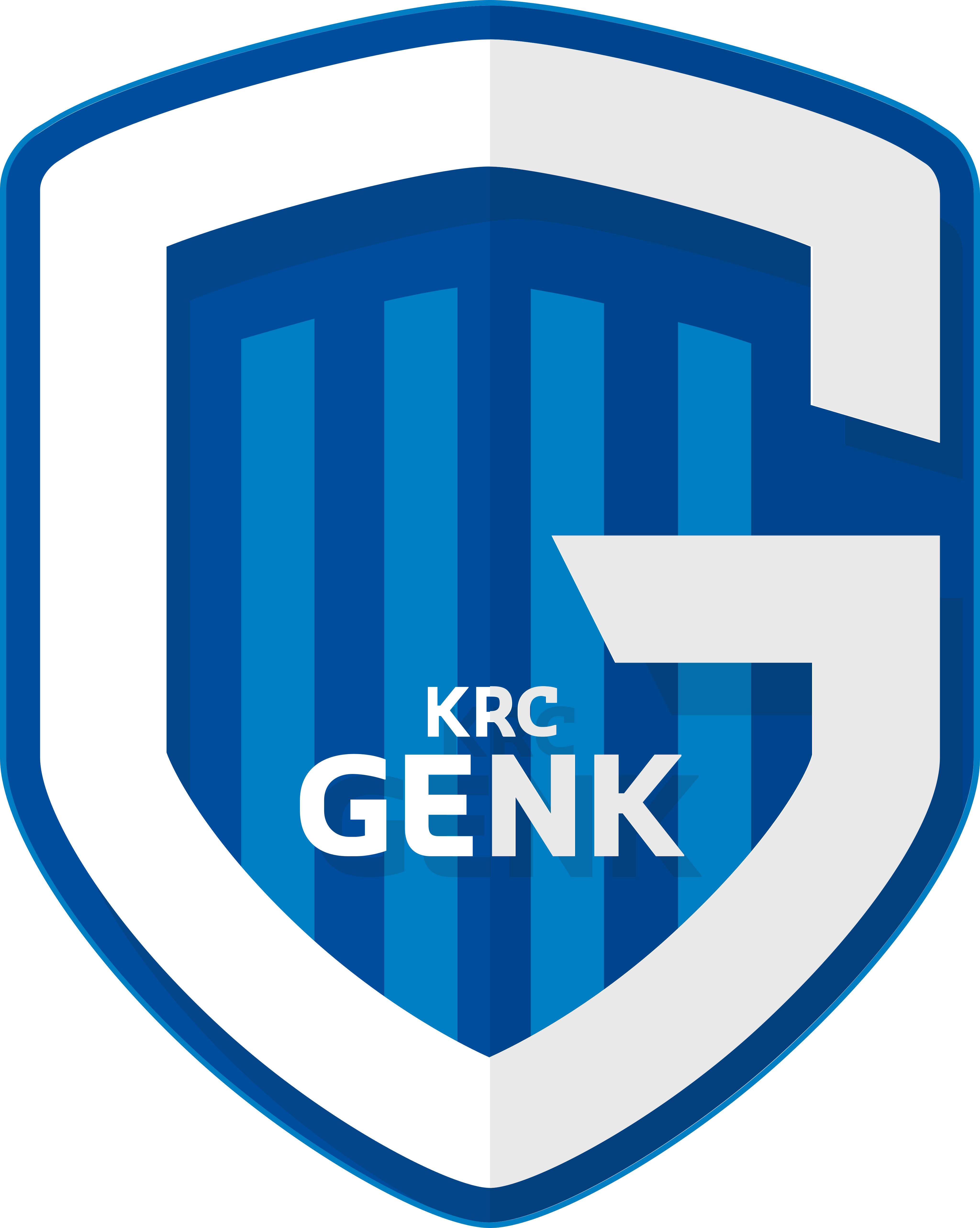 club genk logo - K.R.C. Genk Logo