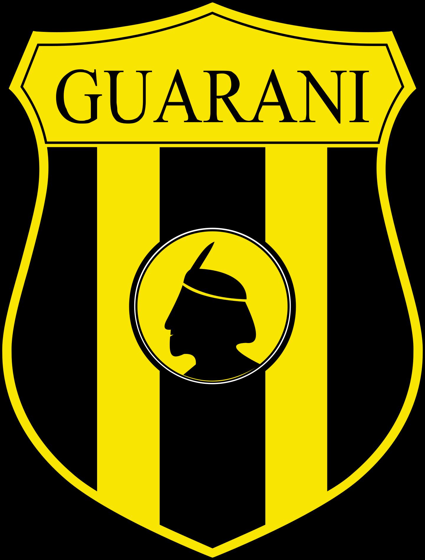 club guarani logo 2 - Club Guaraní Logo – Escudo