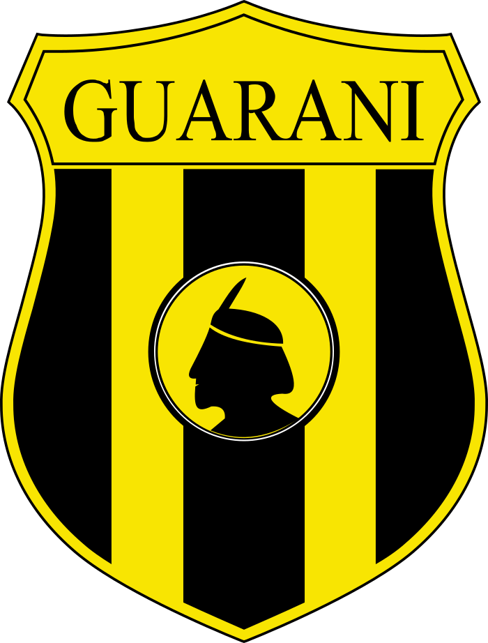 club guarani logo 3 - Club Guaraní Logo – Escudo