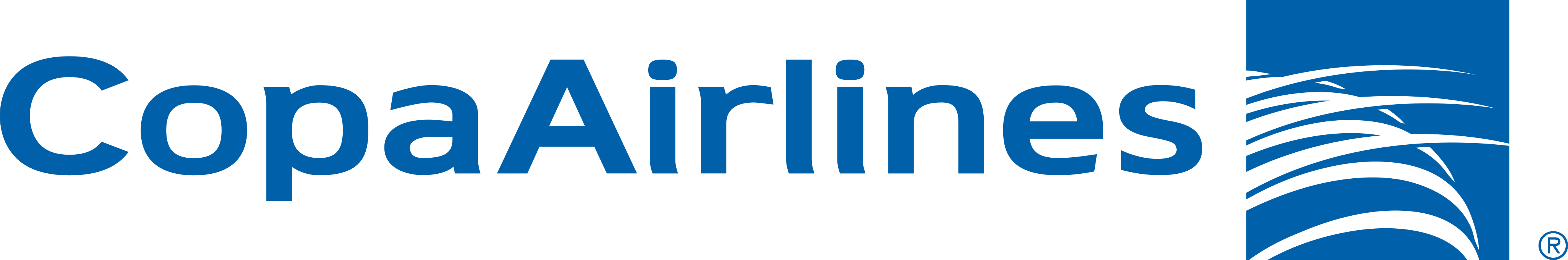 copa airlines logo - Copa Airlines Logo