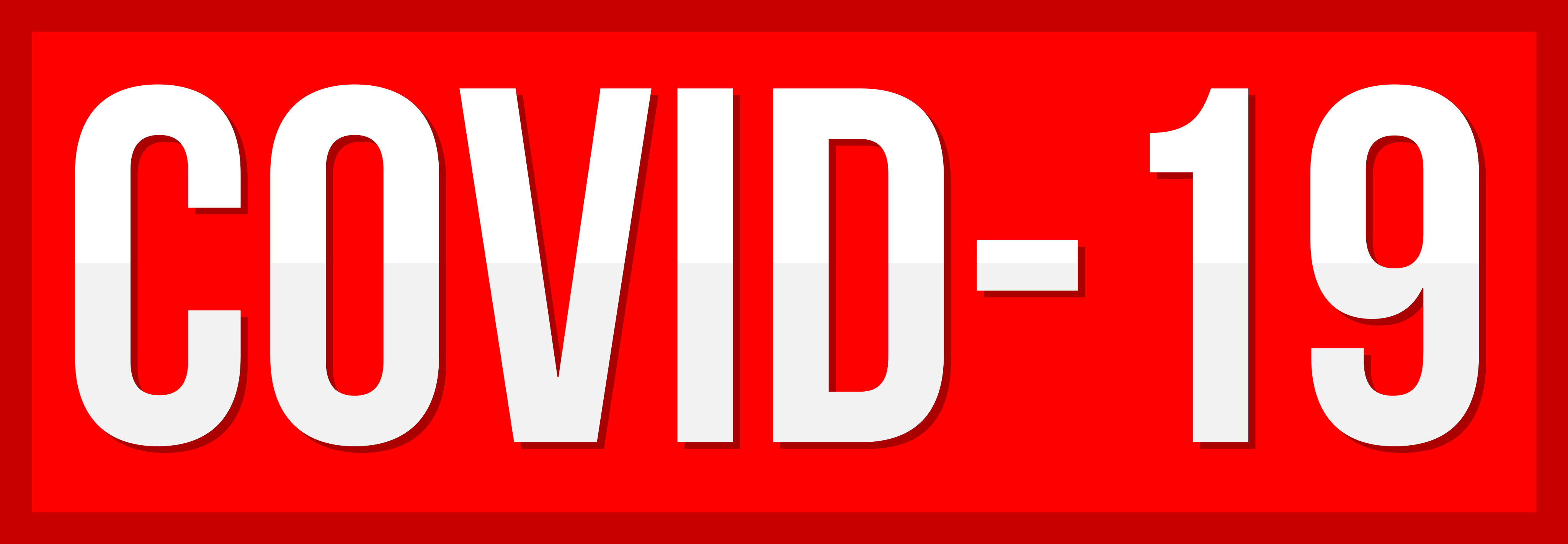 COVID 19 Logo PNG.