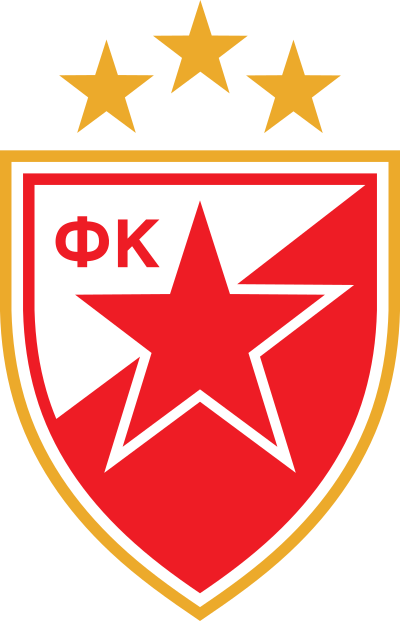 crvena zvezda logo 4 - FK Crvena zvezda - Red Star Belgrade - Logo