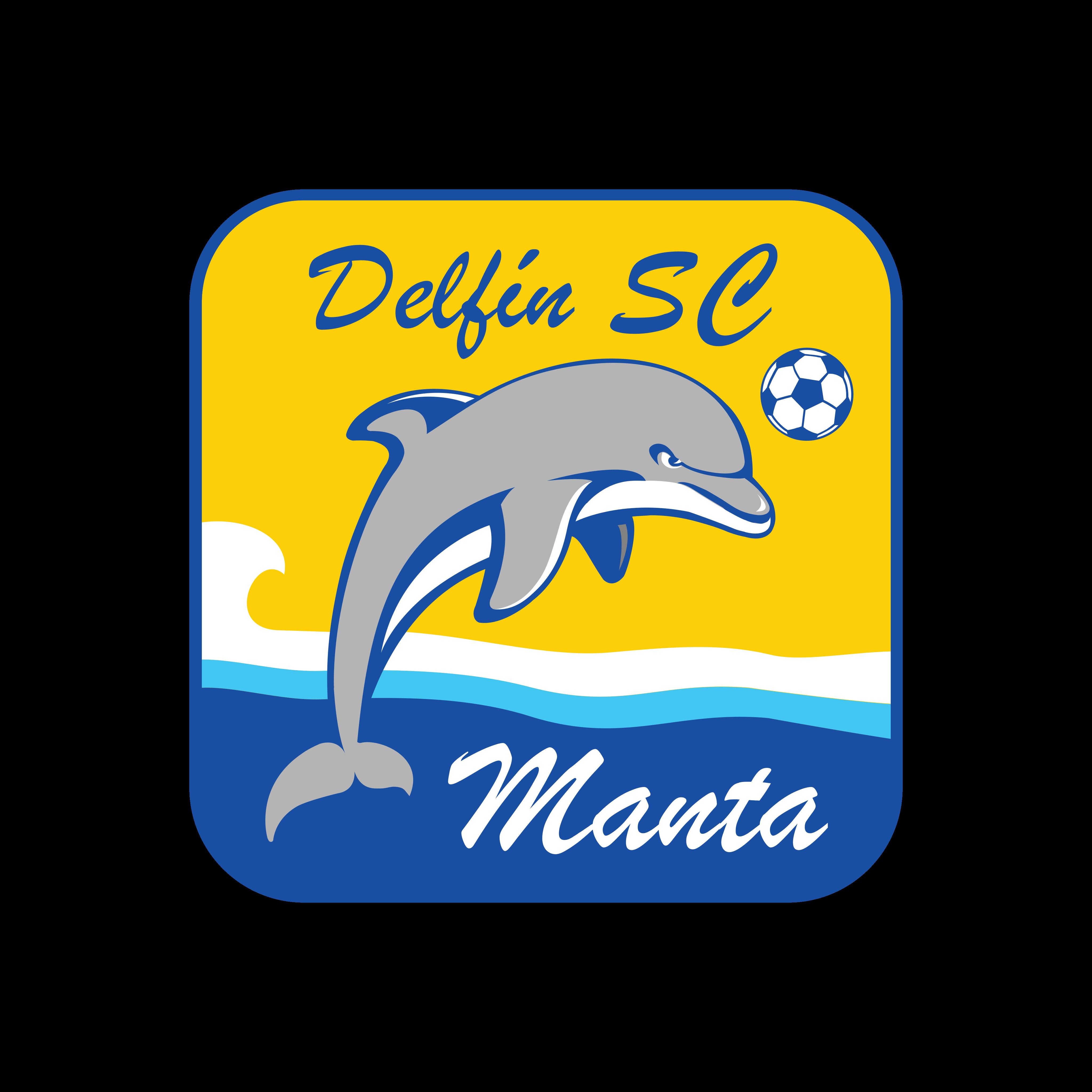 delfin sporting club logo 0 - Delfin SC Logo – Escudo