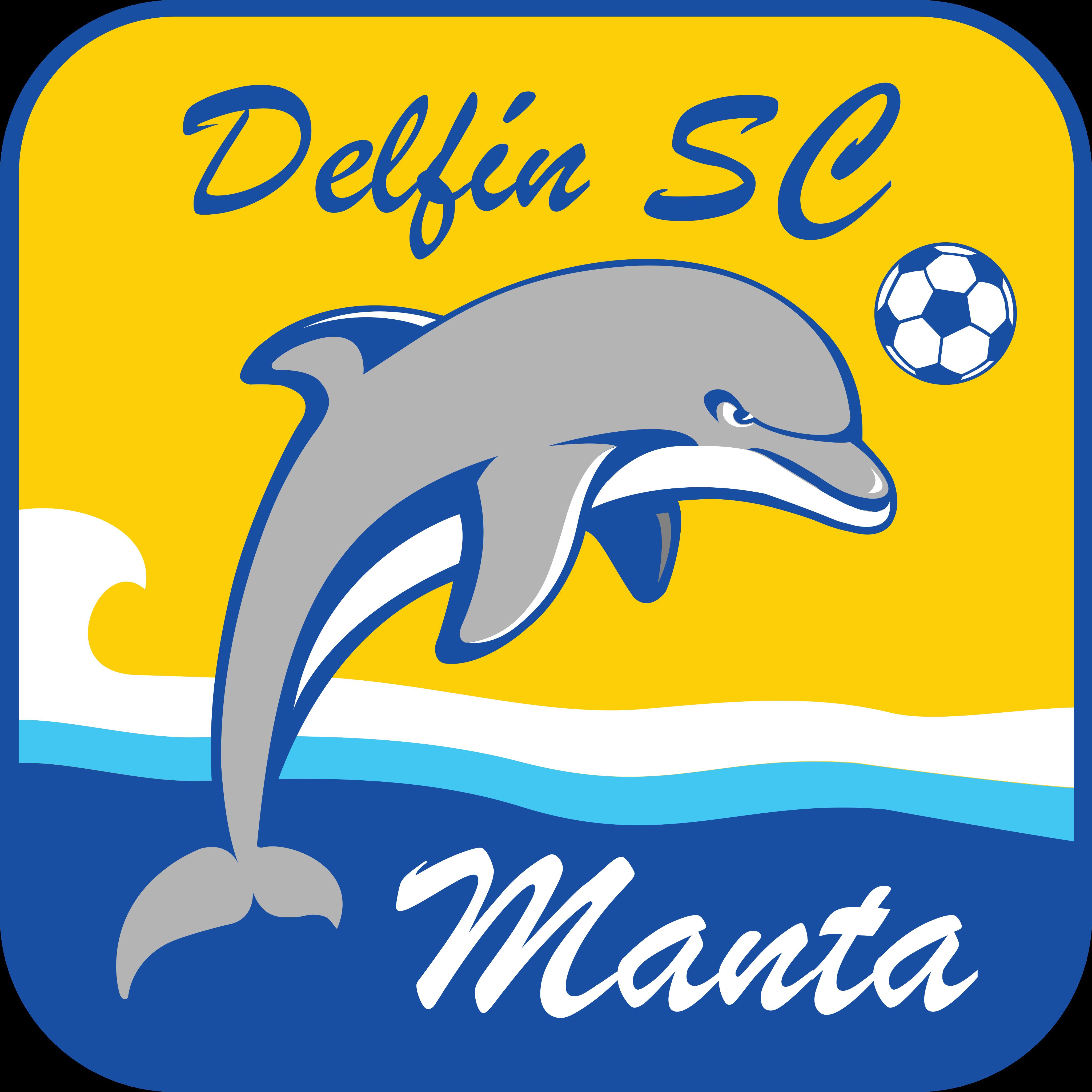 delfin sporting club logo - Delfin SC Logo – Escudo