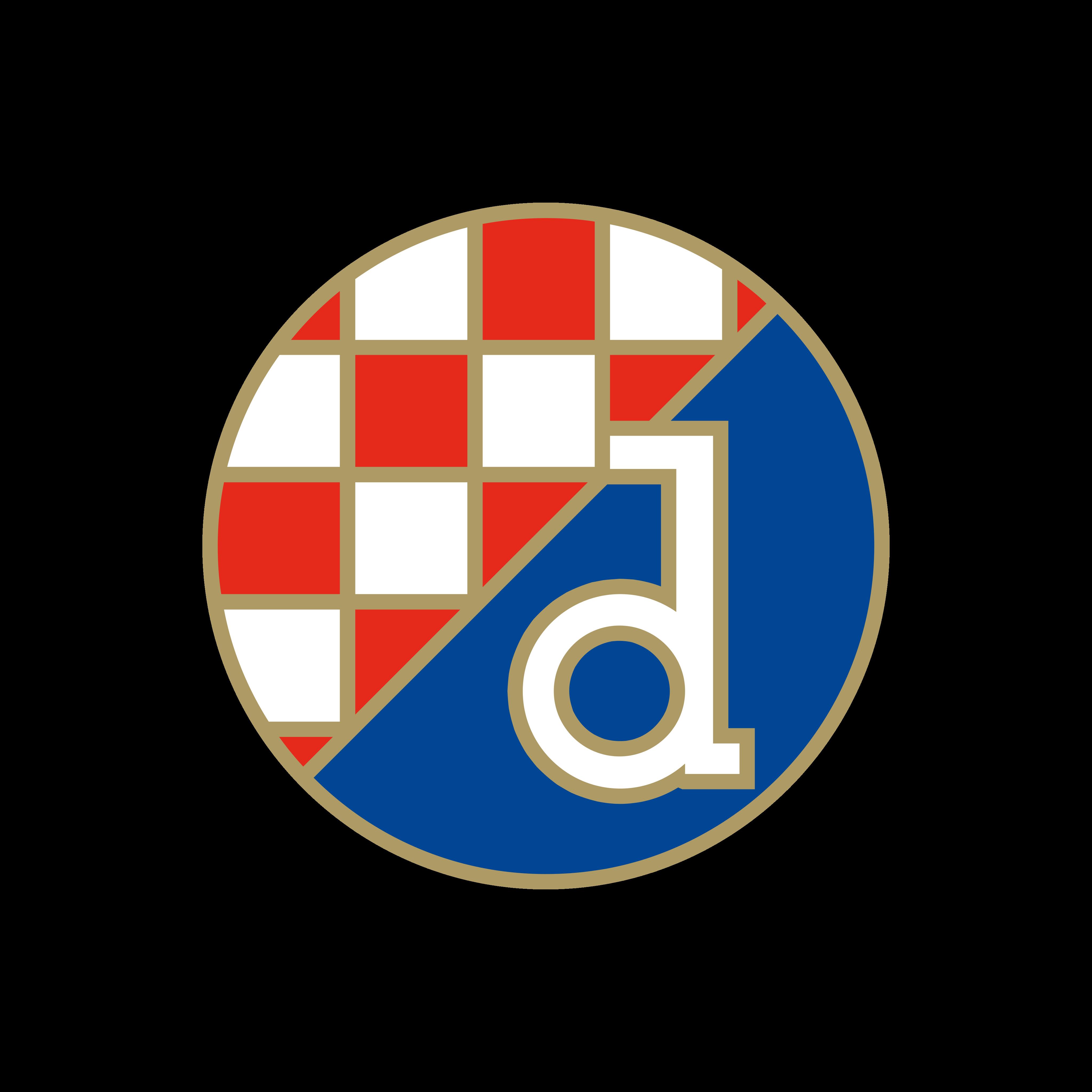 dinamo zagreb logo 0 - Dínamo Zagreb Logo - Escudo