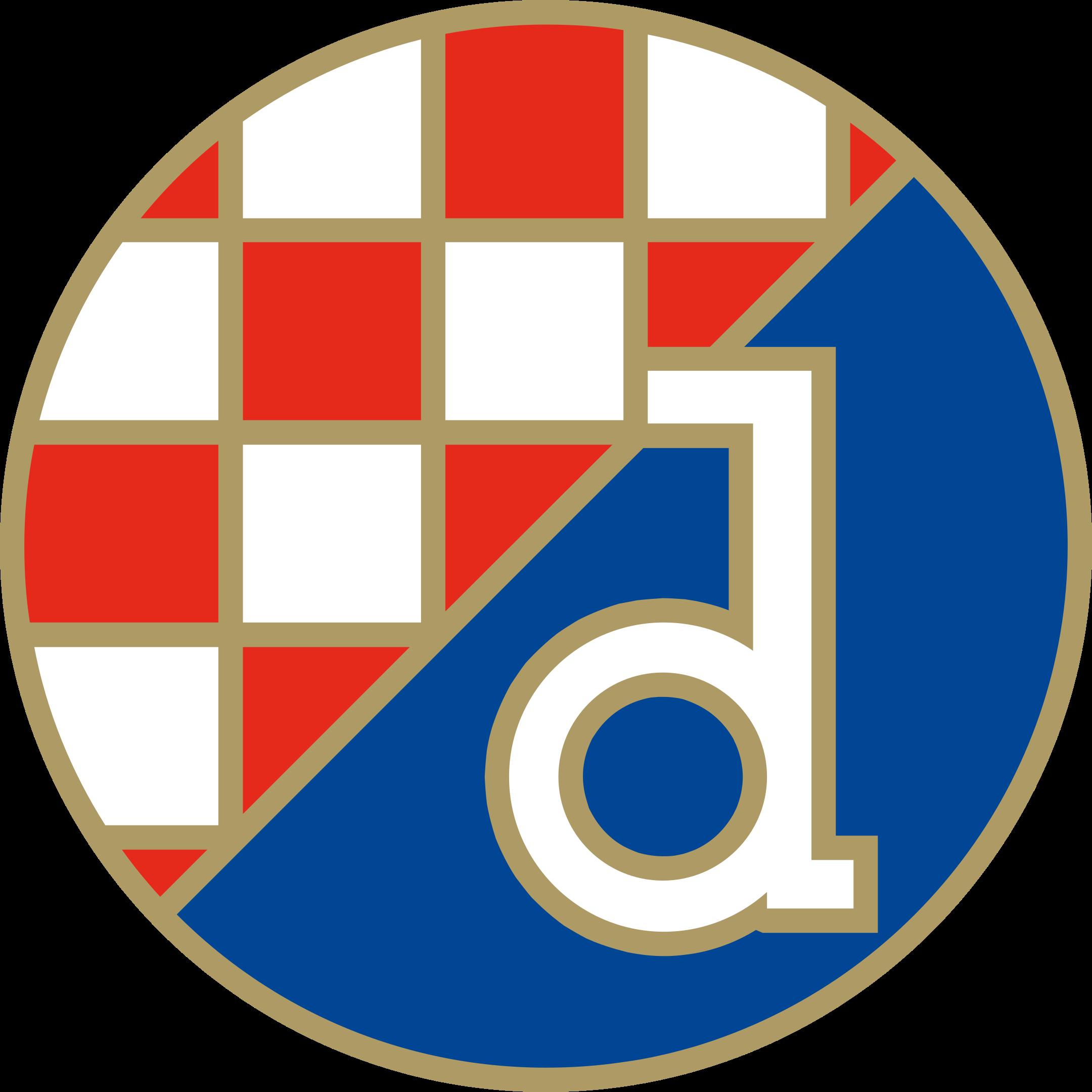 dinamo zagreb logo 1 - Dínamo Zagreb Logo - Escudo