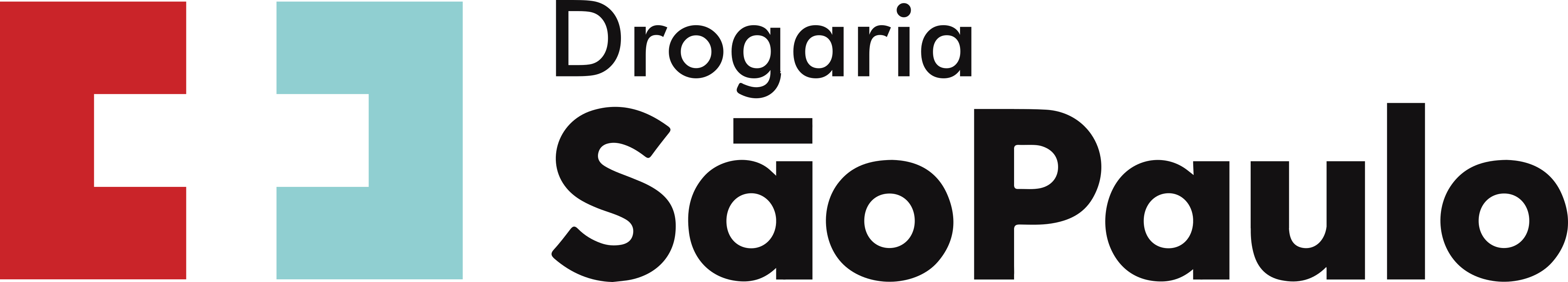 Drogaria São Paulo Logo.
