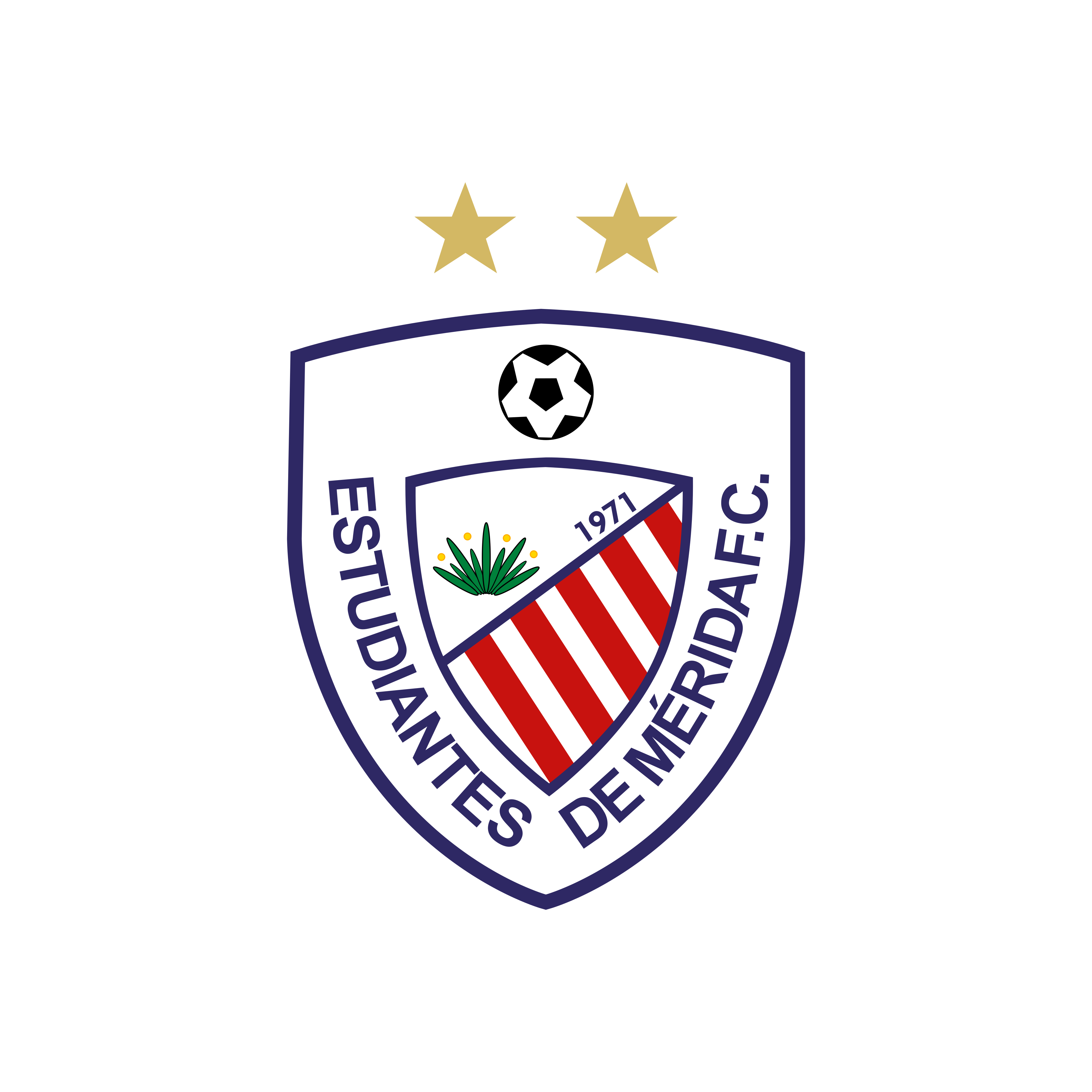 estudiantes de merida logo 0 - Estudiantes de Mérida Logo