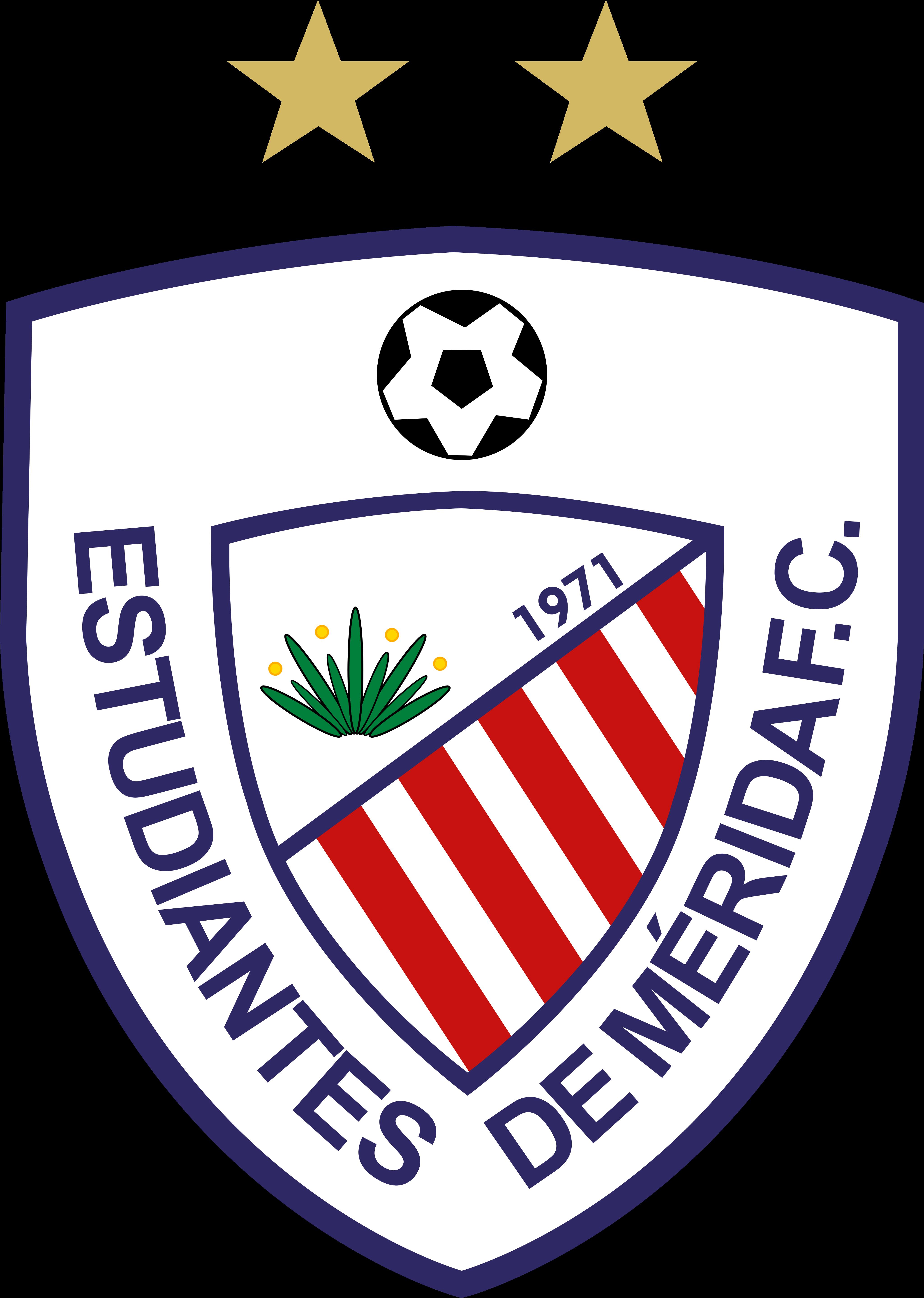 estudiantes de merida logo 1 - Estudiantes de Mérida Logo
