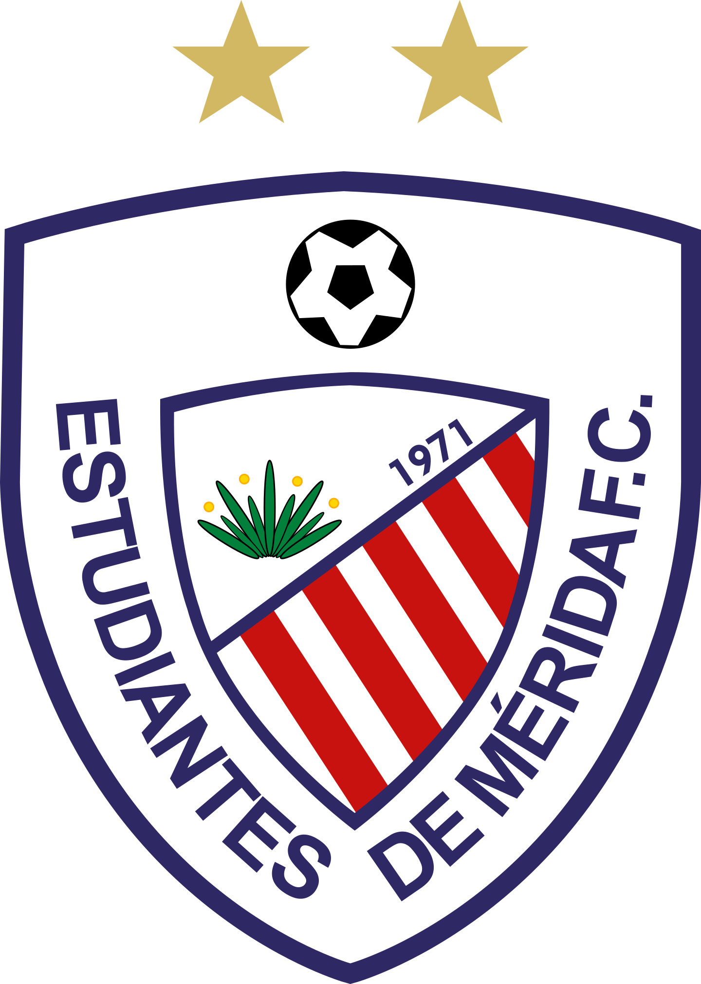 estudiantes de merida logo 3 - Estudiantes de Mérida Logo