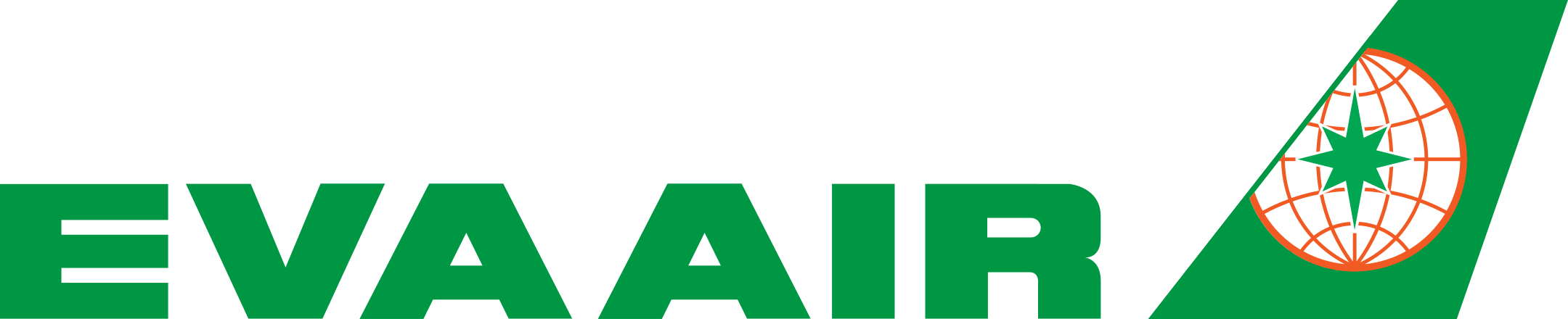 eva air logo 1 - EVA Air Logo