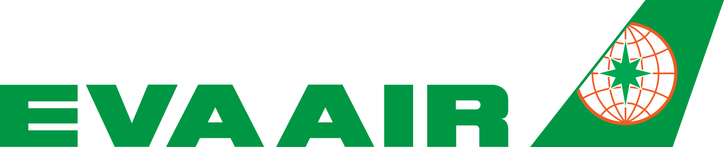 eva air logo 2 - EVA Air Logo