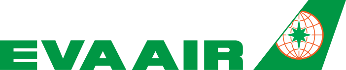 eva air logo 3 - EVA Air Logo