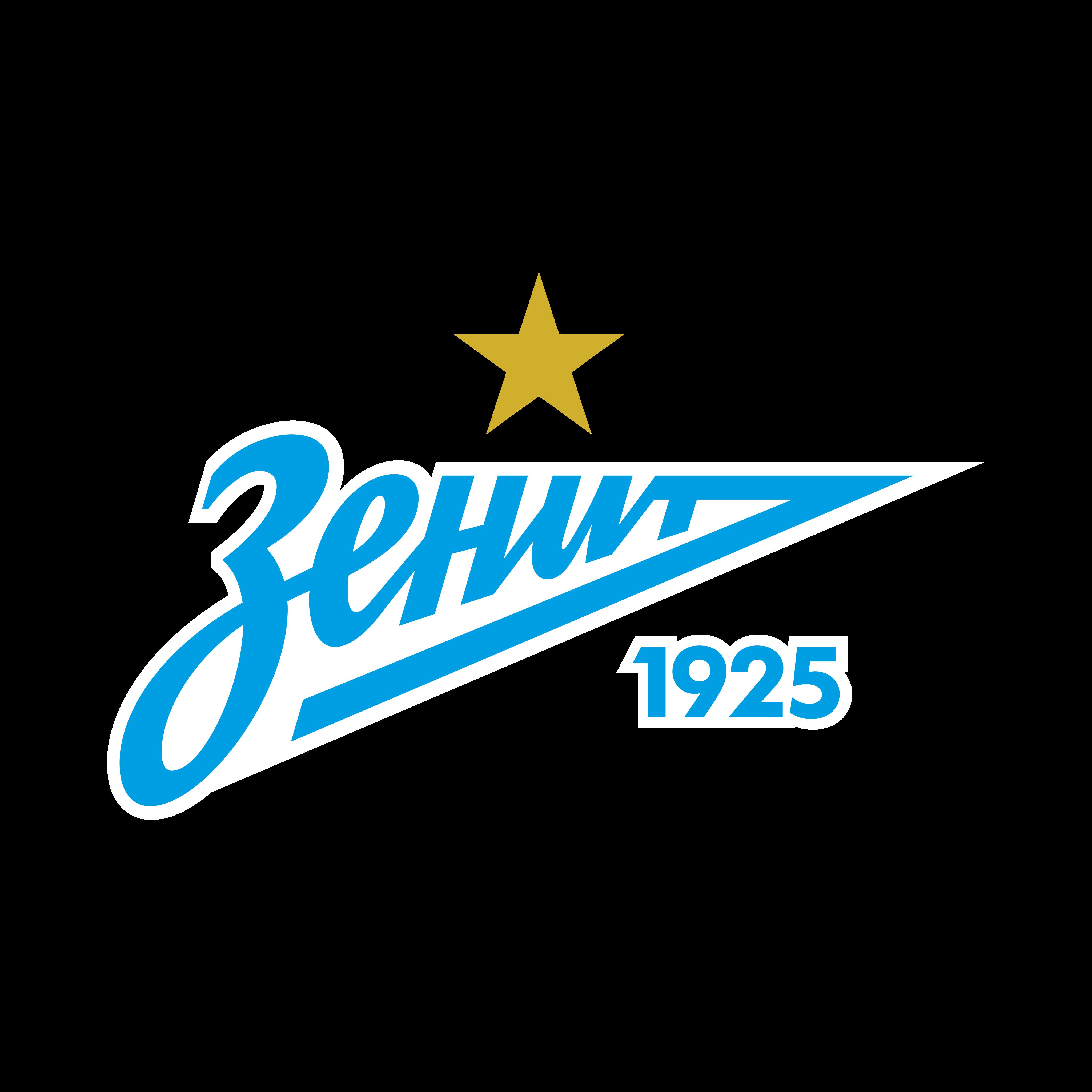 fc zenit logo 0 - FC Zenit Logo - Escudo