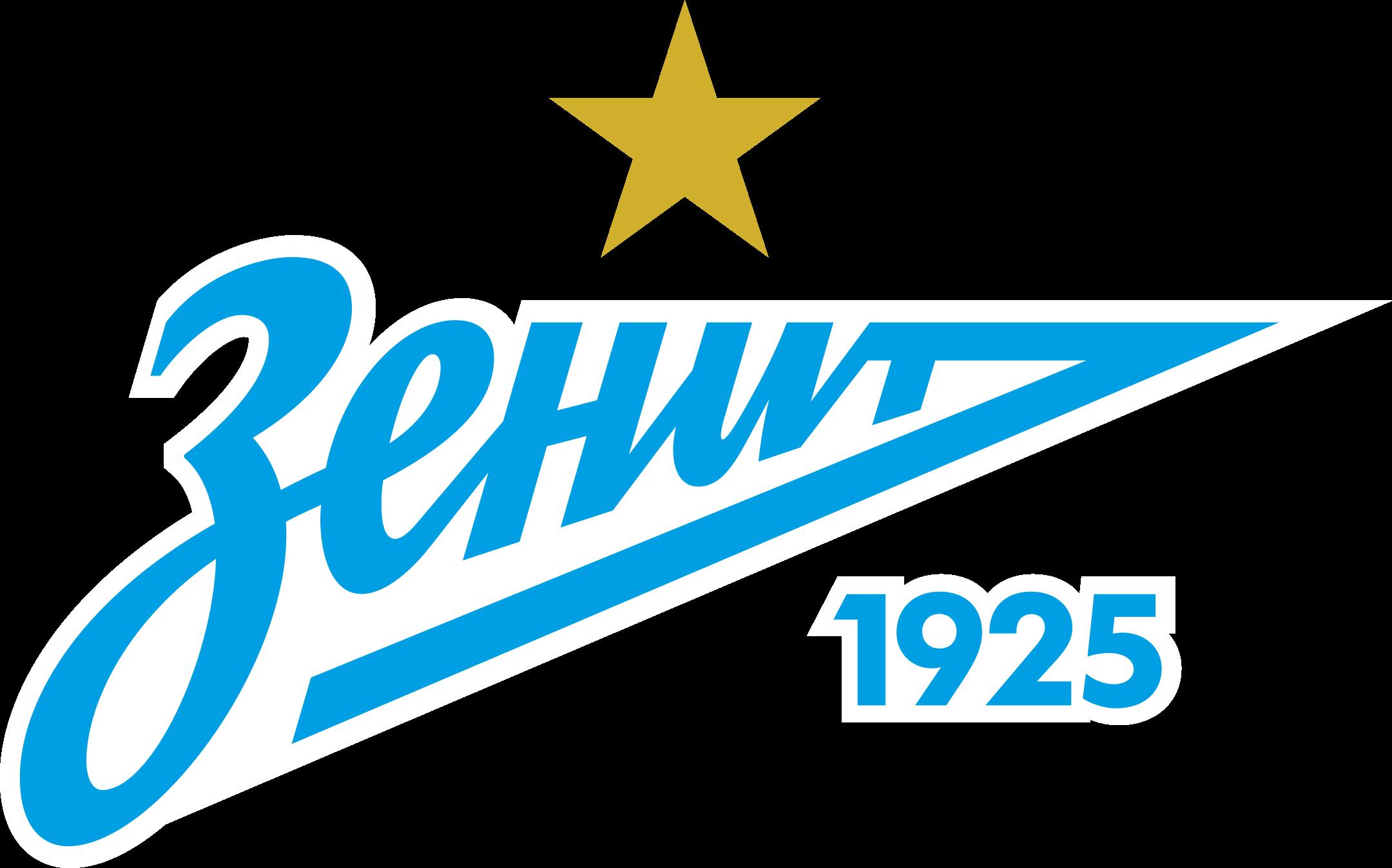 fc zenit logo 1 - FC Zenit Logo - Escudo