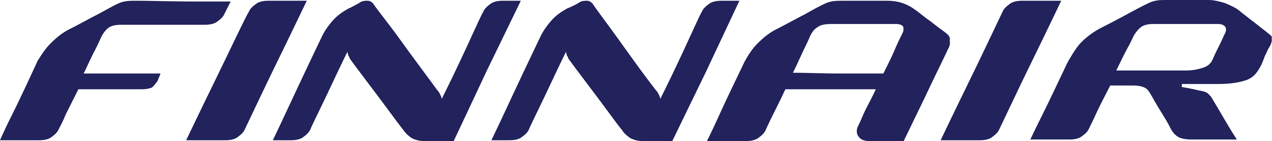 Finnair Logo.