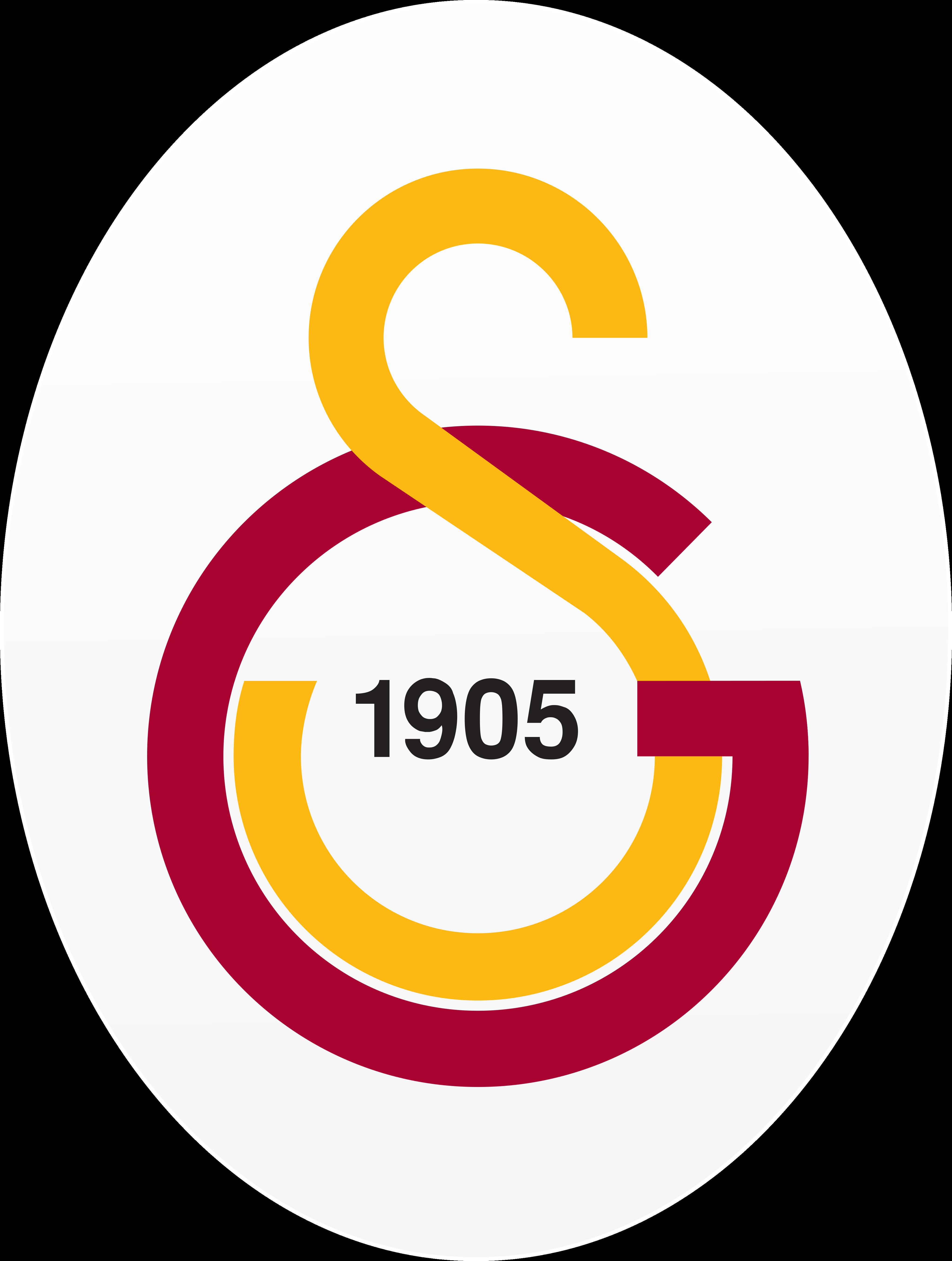 galatasaray logo 1 - Galatasaray SK Logo