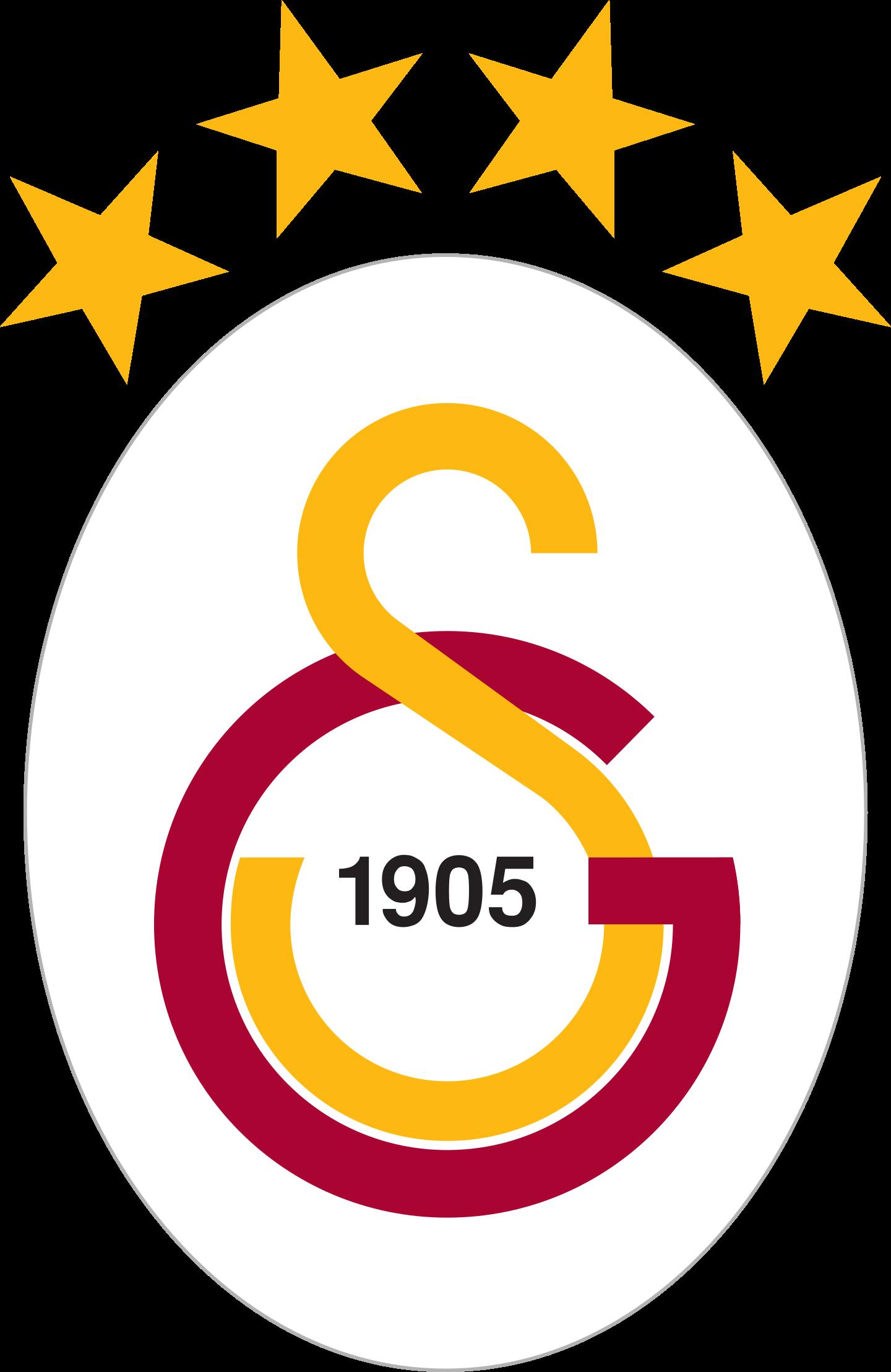 galatasaray logo 2 - Galatasaray SK Logo