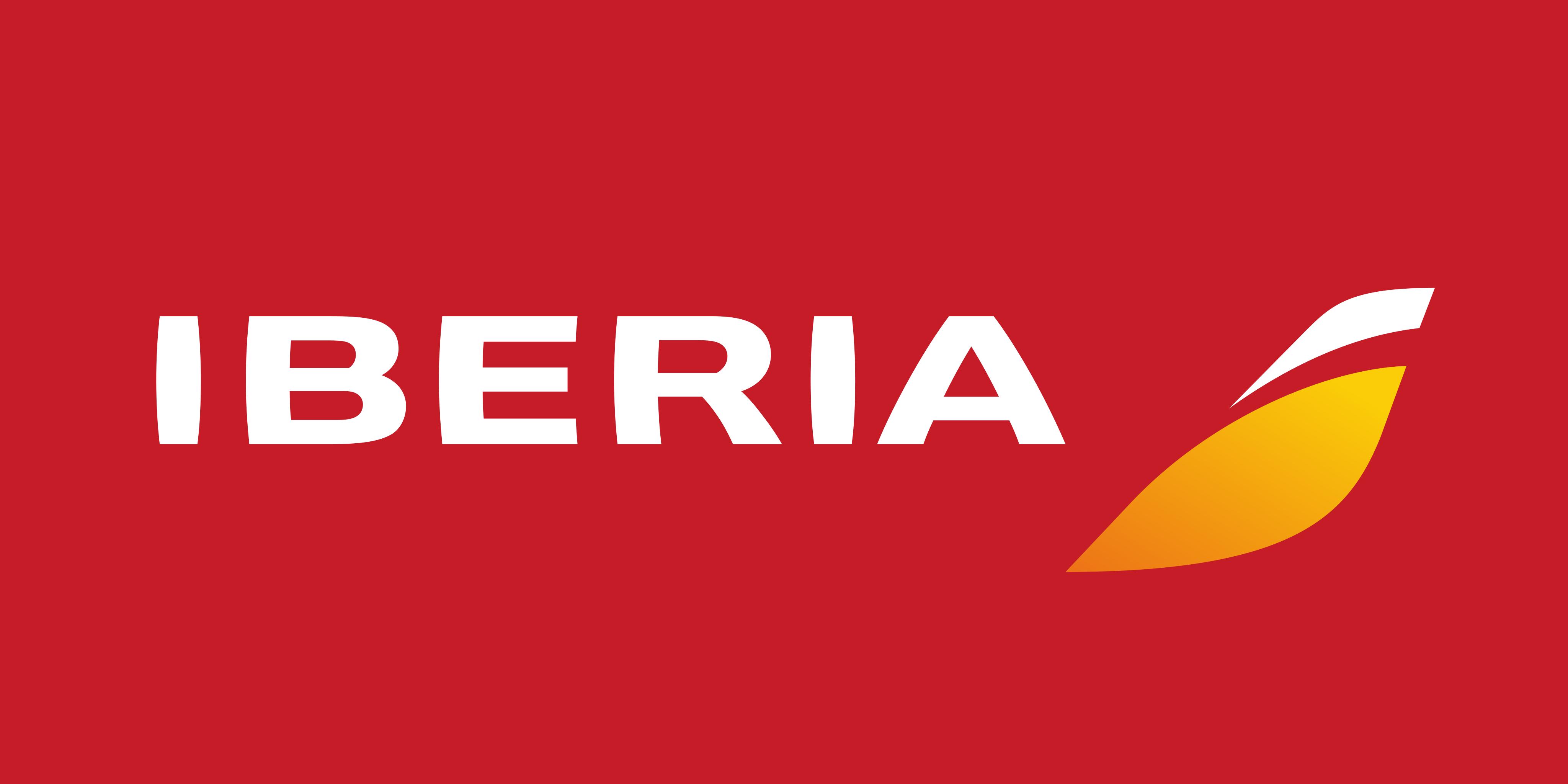 Iberia Logo.