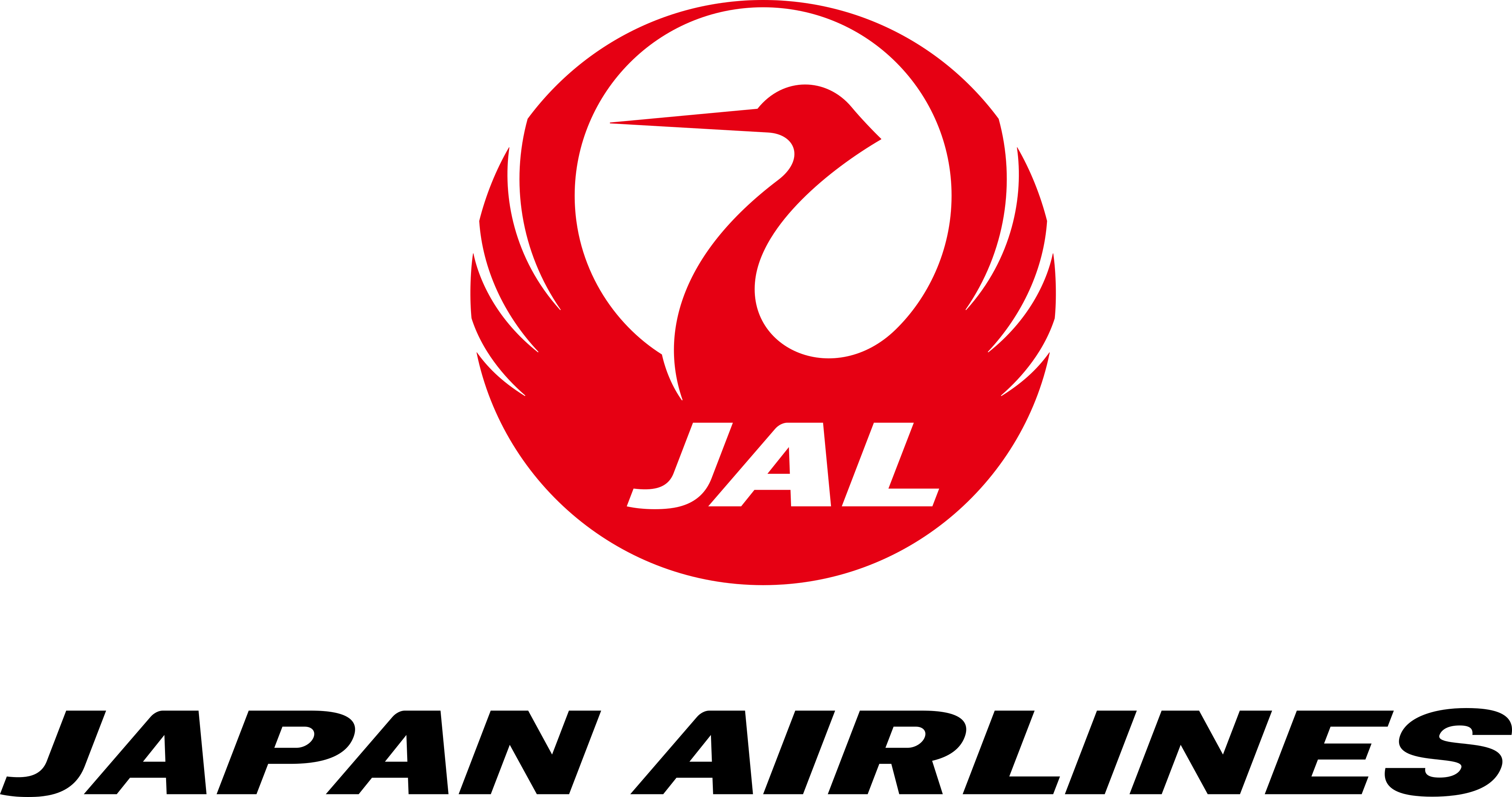 Japan Airlines Logo Png And Vector Logo Download