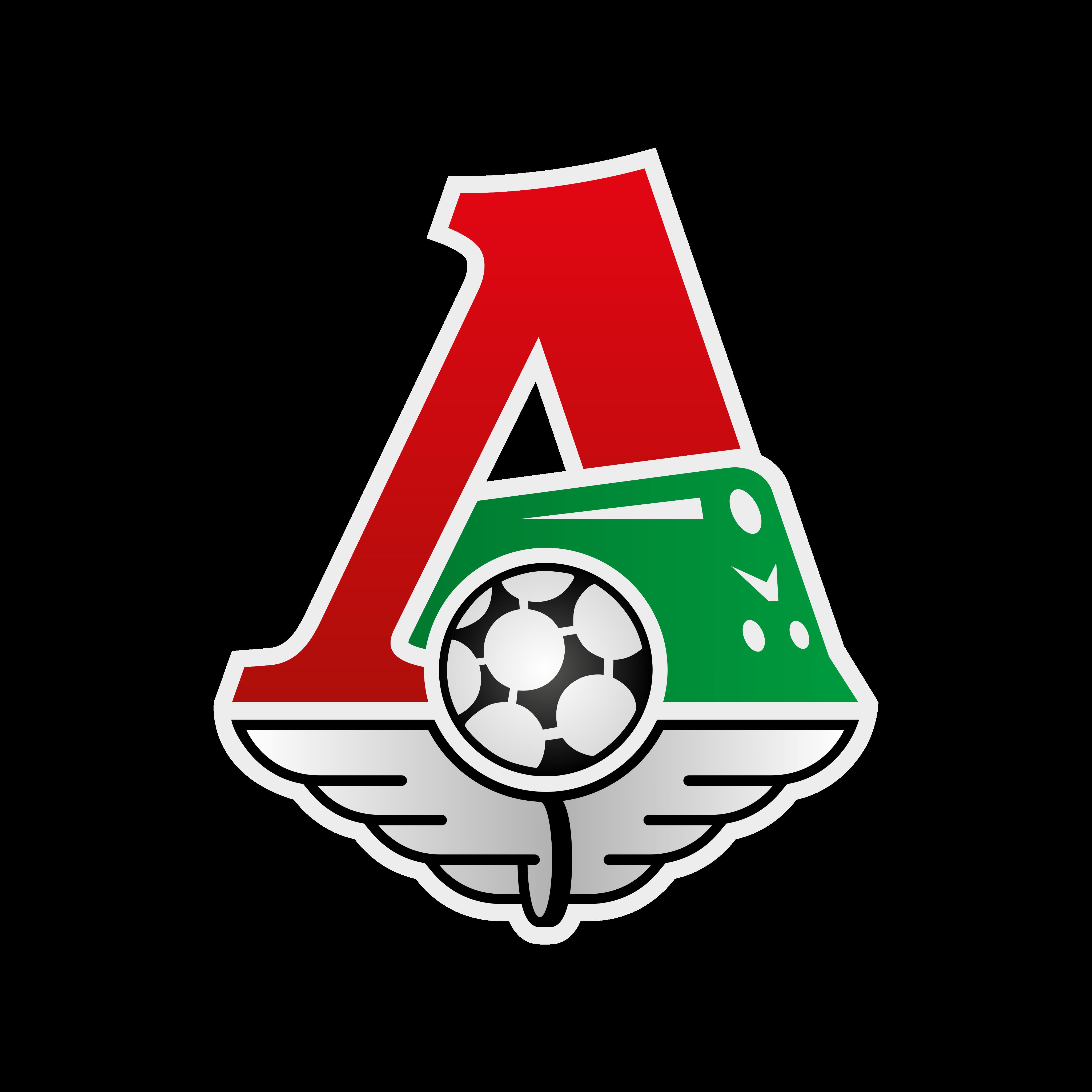 lokomotiv logo 0 - FC Lokomotiv Moscow Logo