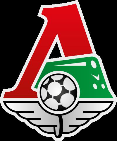 lokomotiv logo 4 - FC Lokomotiv Moscow Logo