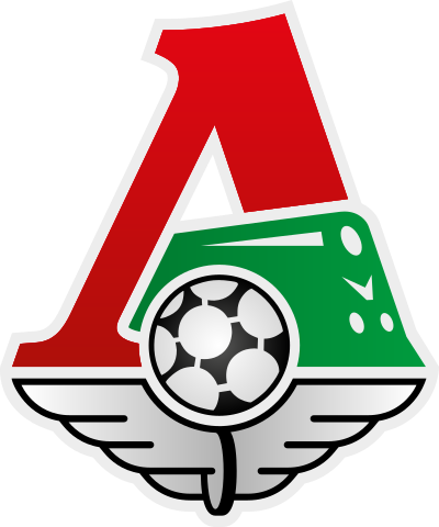 lokomotiv logo 4 - FC Lokomotiv Moscú Logo