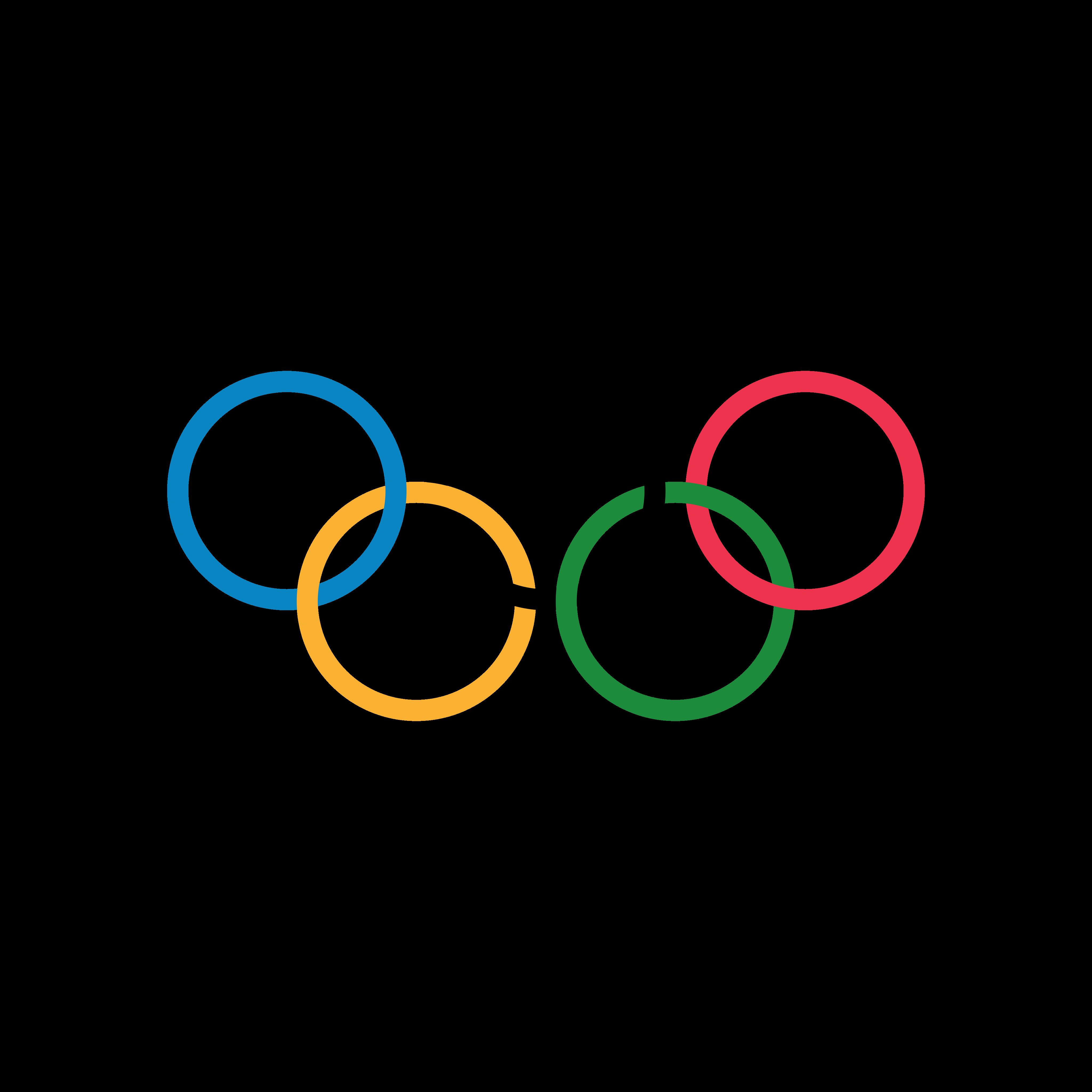 olimpiada olympic games logo 0 - Juegos Olímpicos - Olimpiada Logo