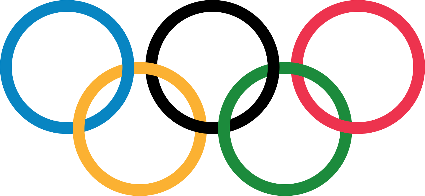 olimpiada olympic games logo 2 - Juegos Olímpicos - Olimpiada Logo