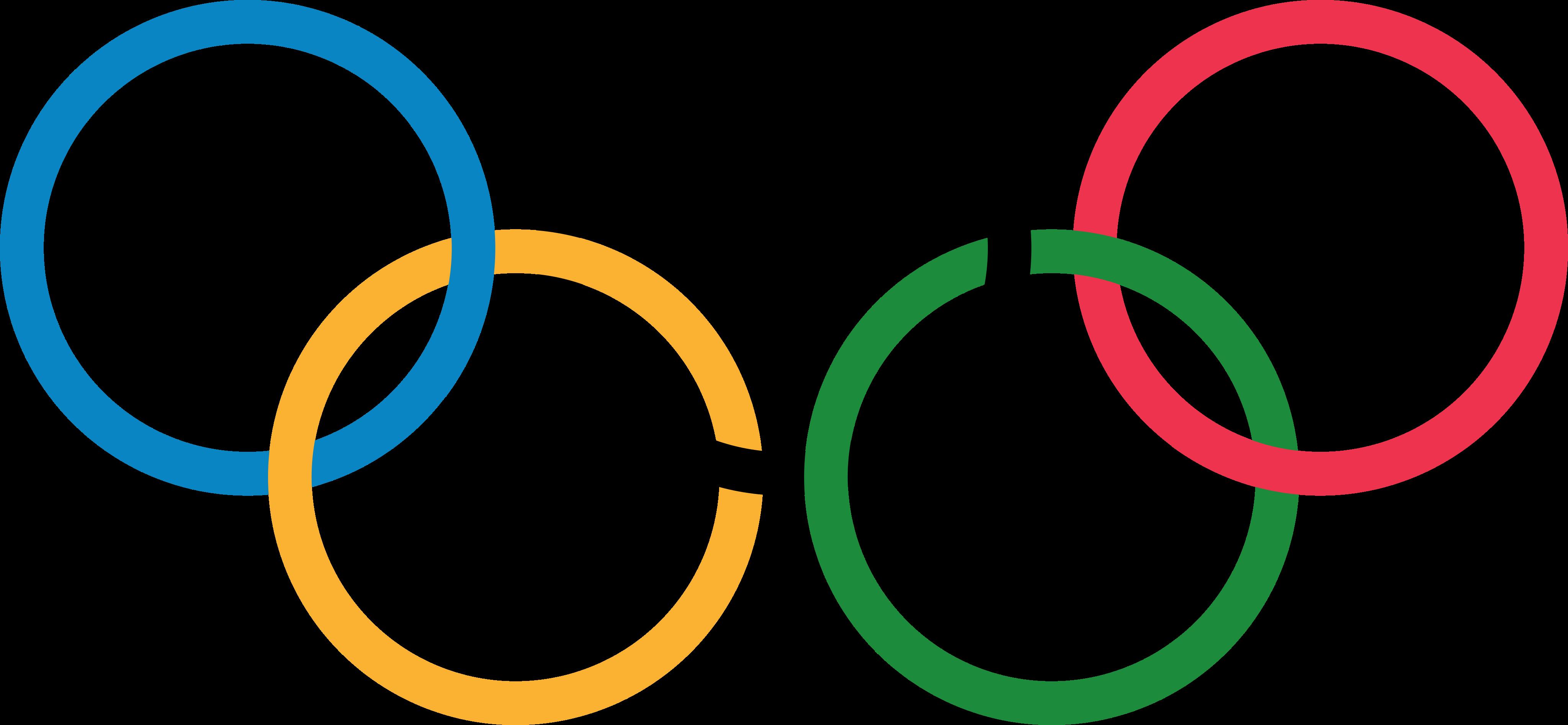 olimpiada olympic games logo - Juegos Olímpicos - Olimpiada Logo