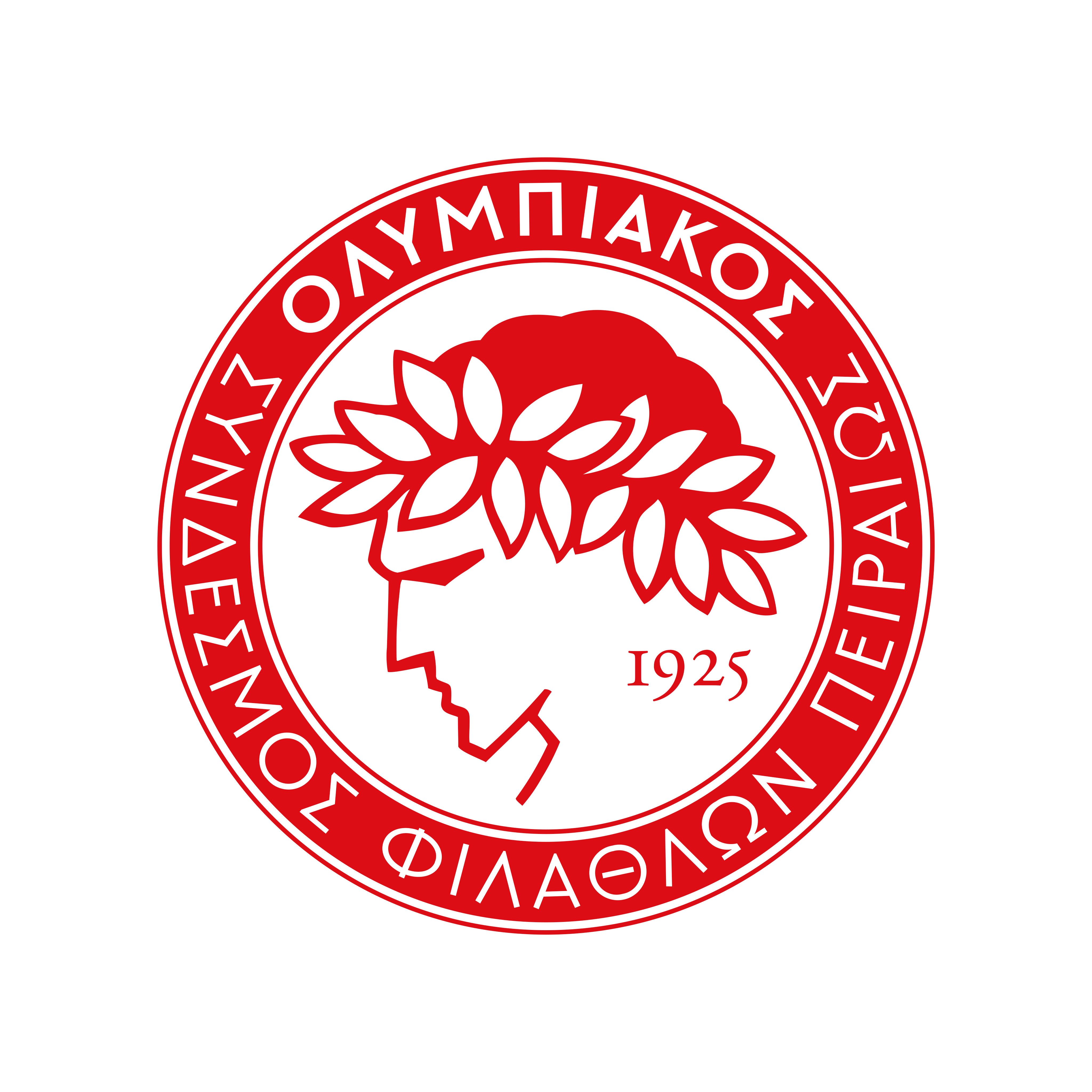 olympiacos logo 0 - Olympiacos Logo - Escudo