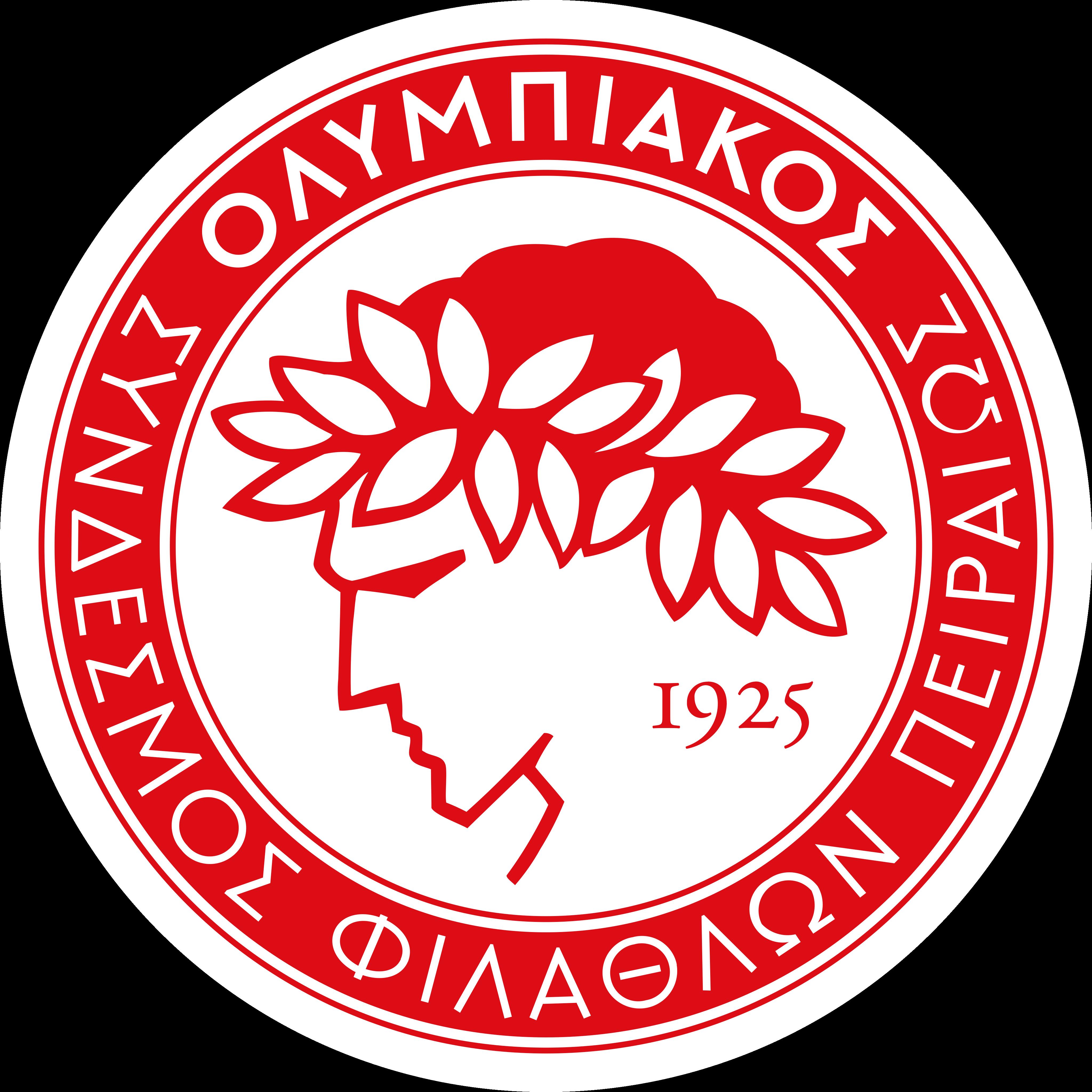 olympiacos logo 1 - Olympiacos Logo - Escudo