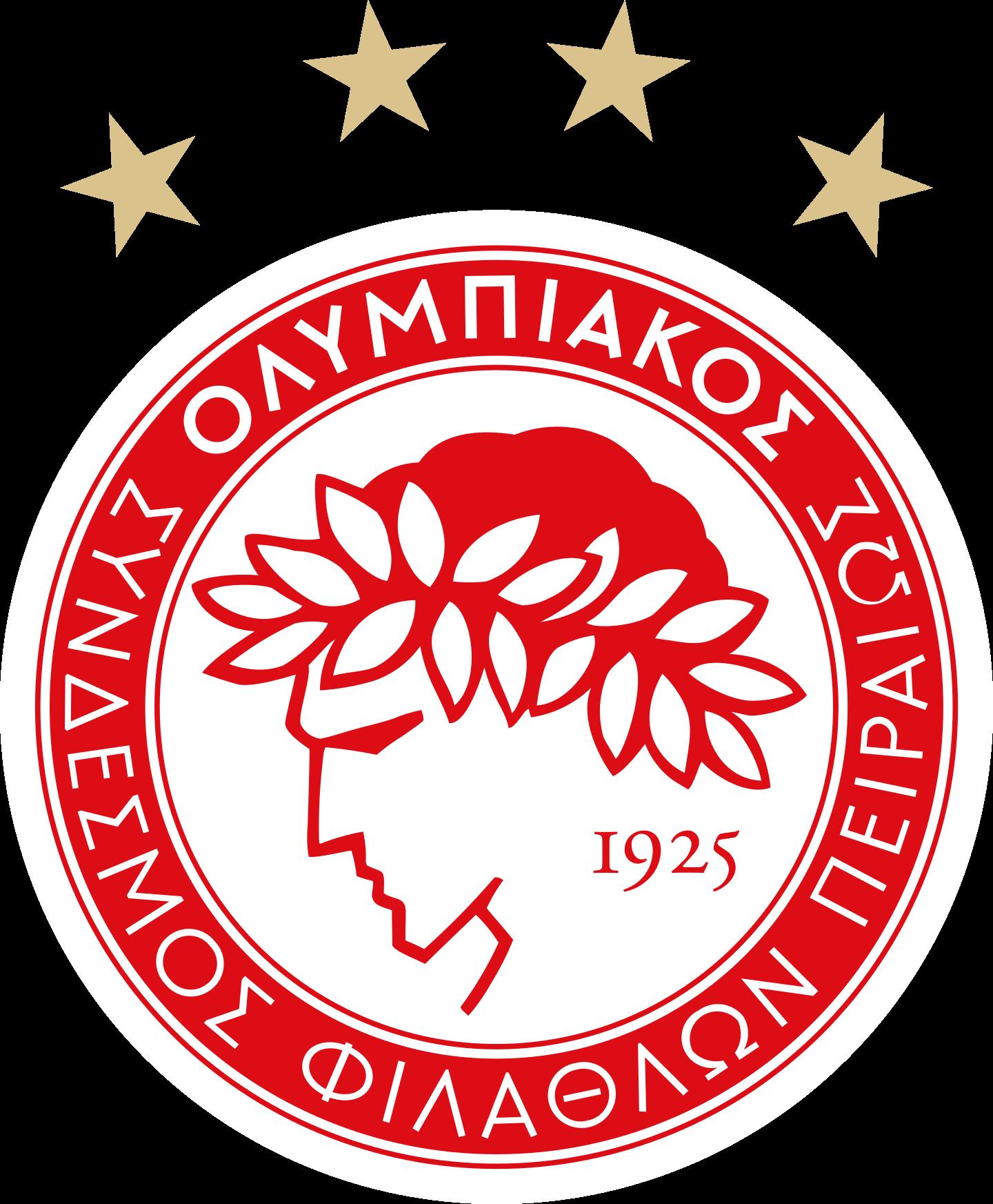 olympiacos logo 2 - Olympiacos Logo - Escudo