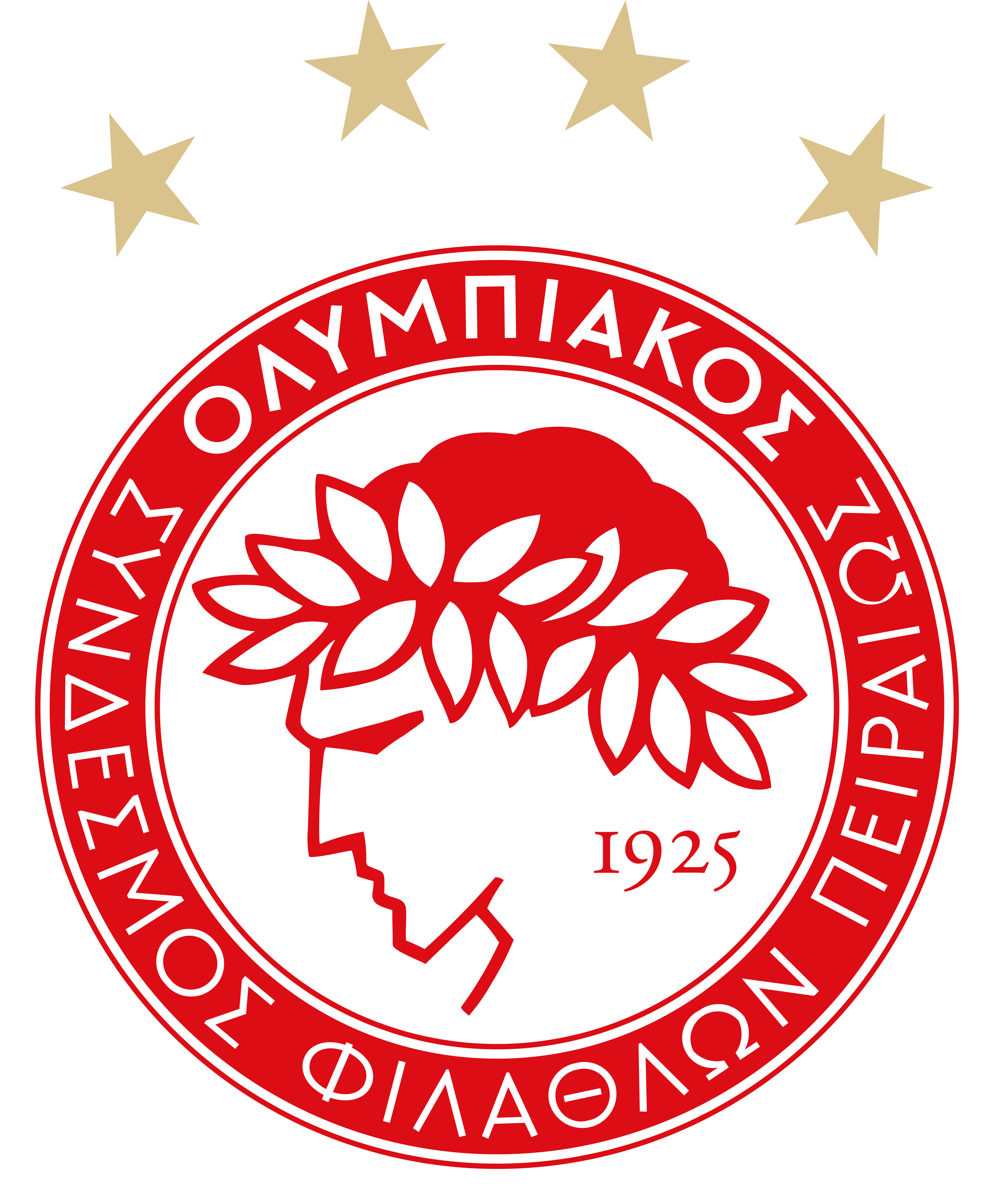 Olympiacos FC Logo.