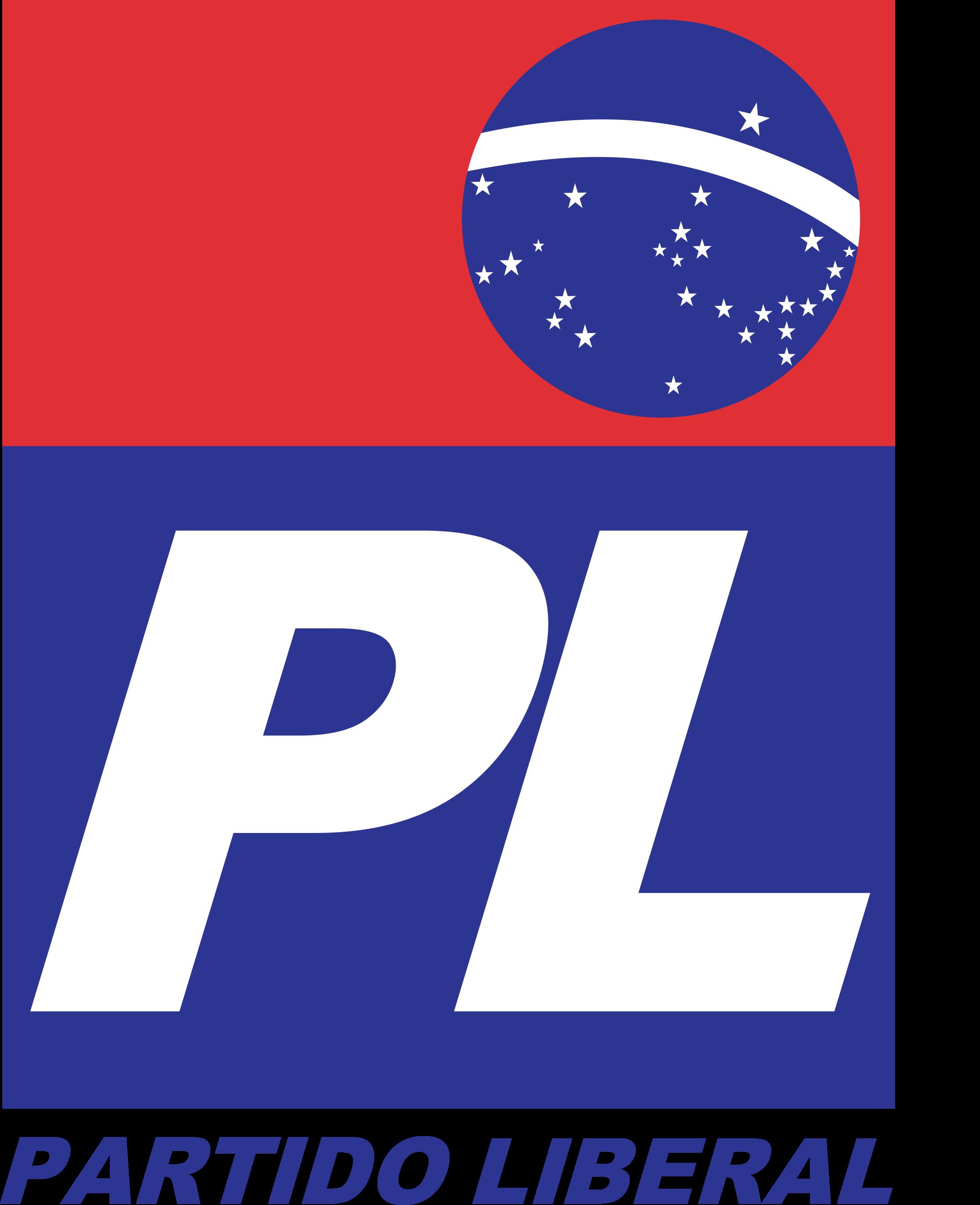 pl partido liberal logo 1 - PL Partido Liberal Logo