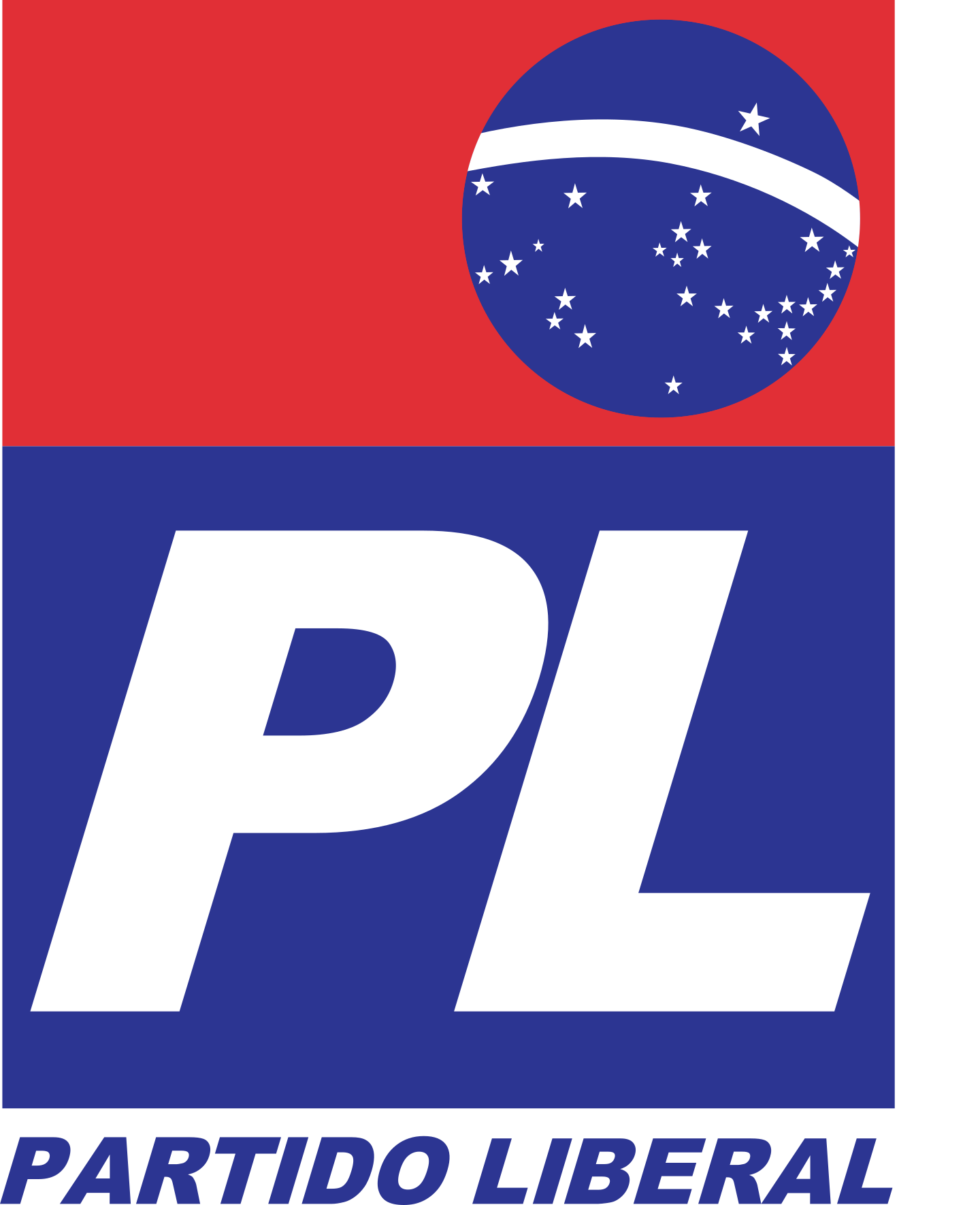 pl partido liberal logo 2 - PL Partido Liberal Logo