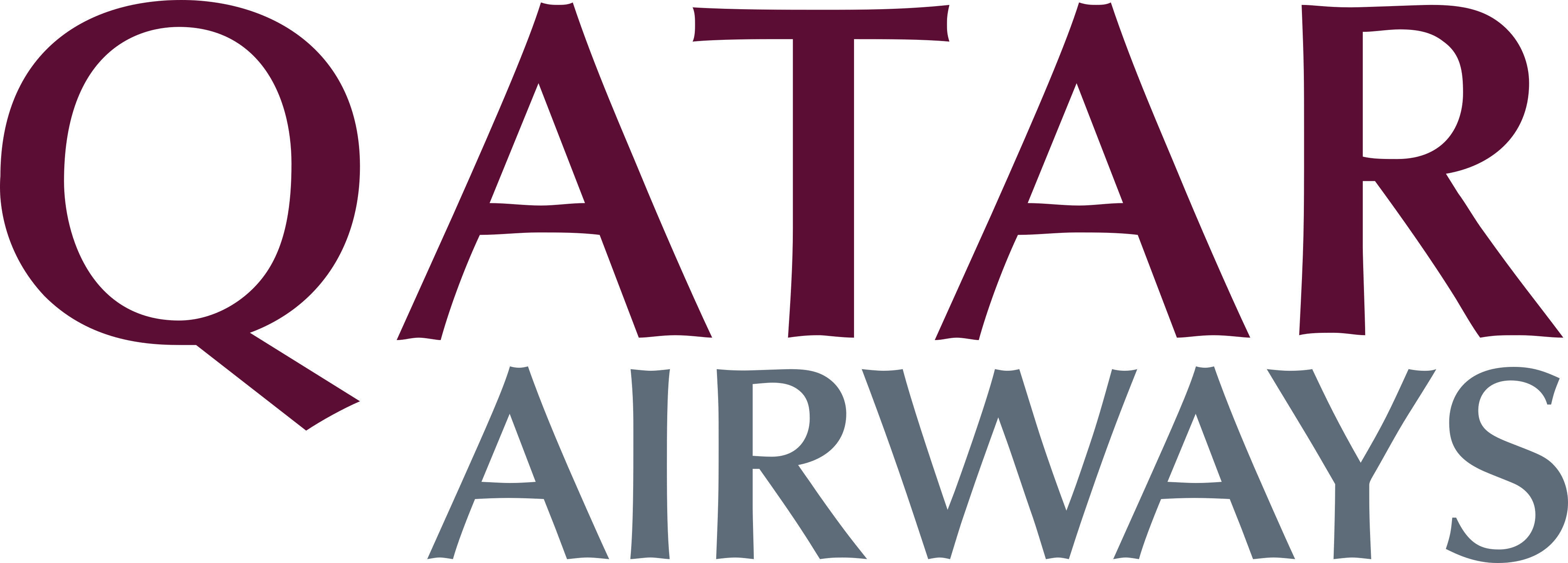 qatar airways logo - Qatar Airways Logo