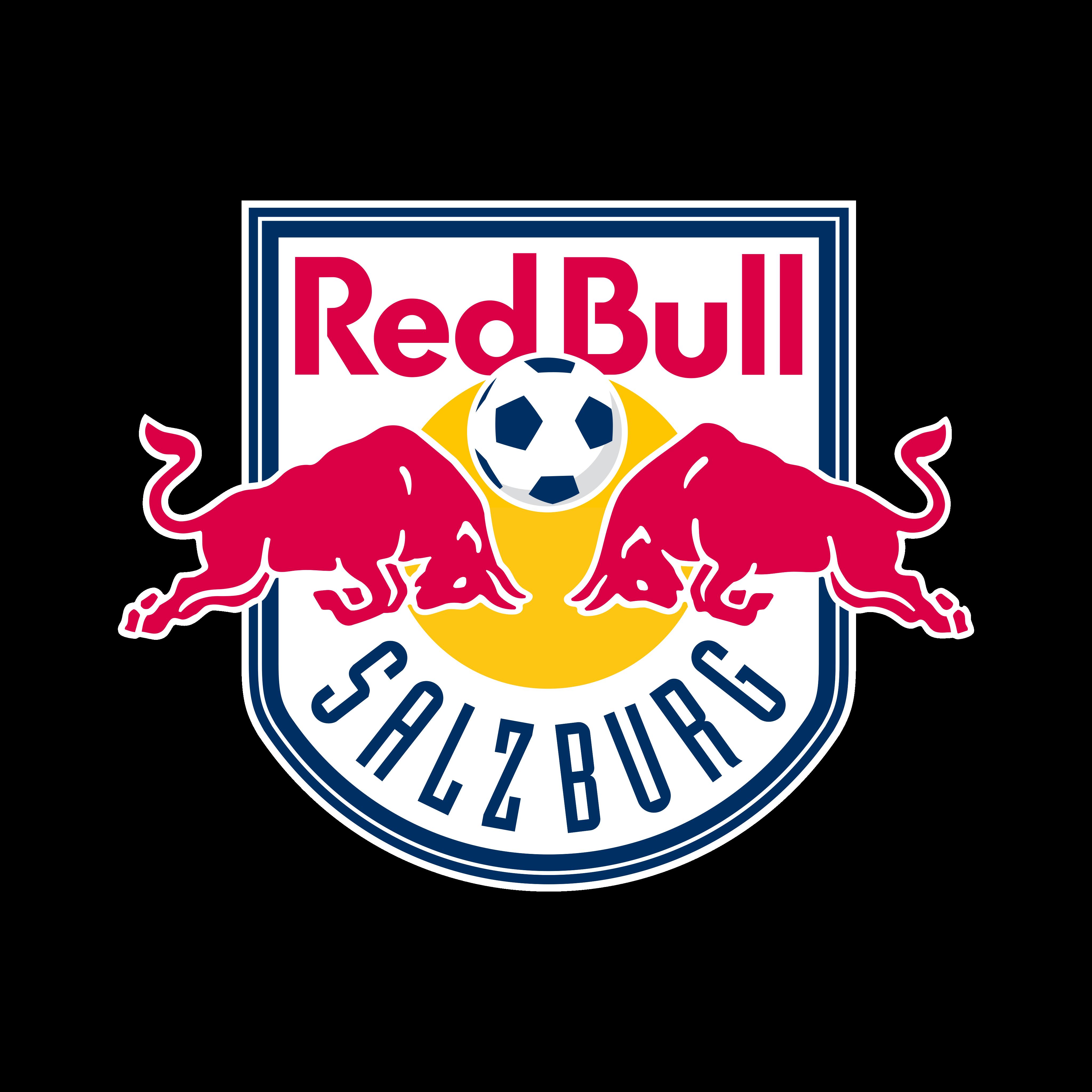 redbull salzburg logo 0 - Red Bull Salzburg Logo – Escudo