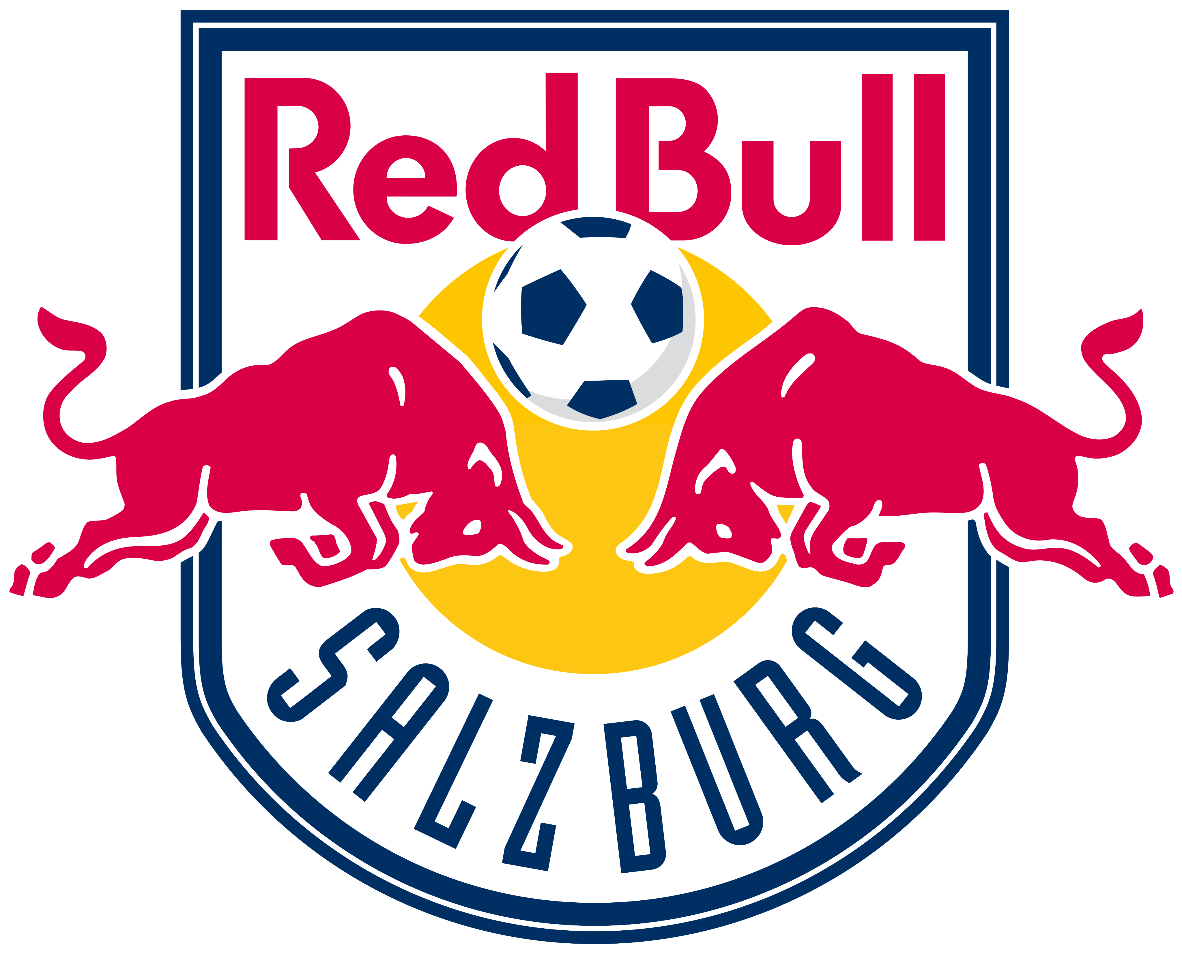 RB Salzburg Logo.