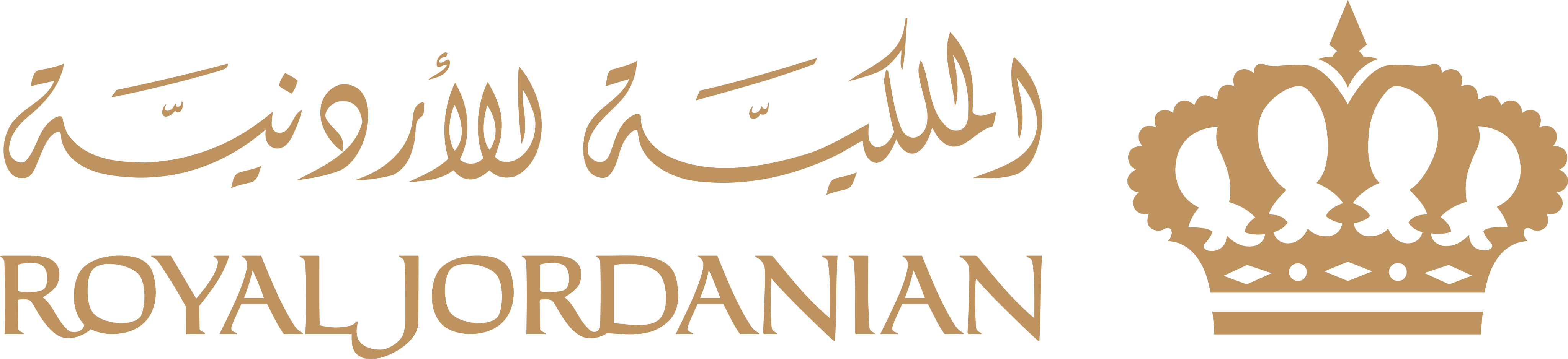 royal jordanian logo 1 - Royal Jordanian Airlines Logo