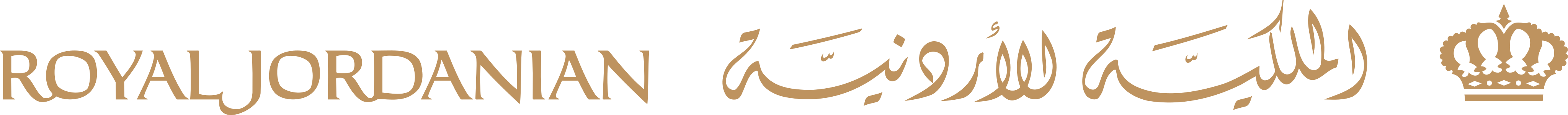 Royal Jordanian Airlines Logo.