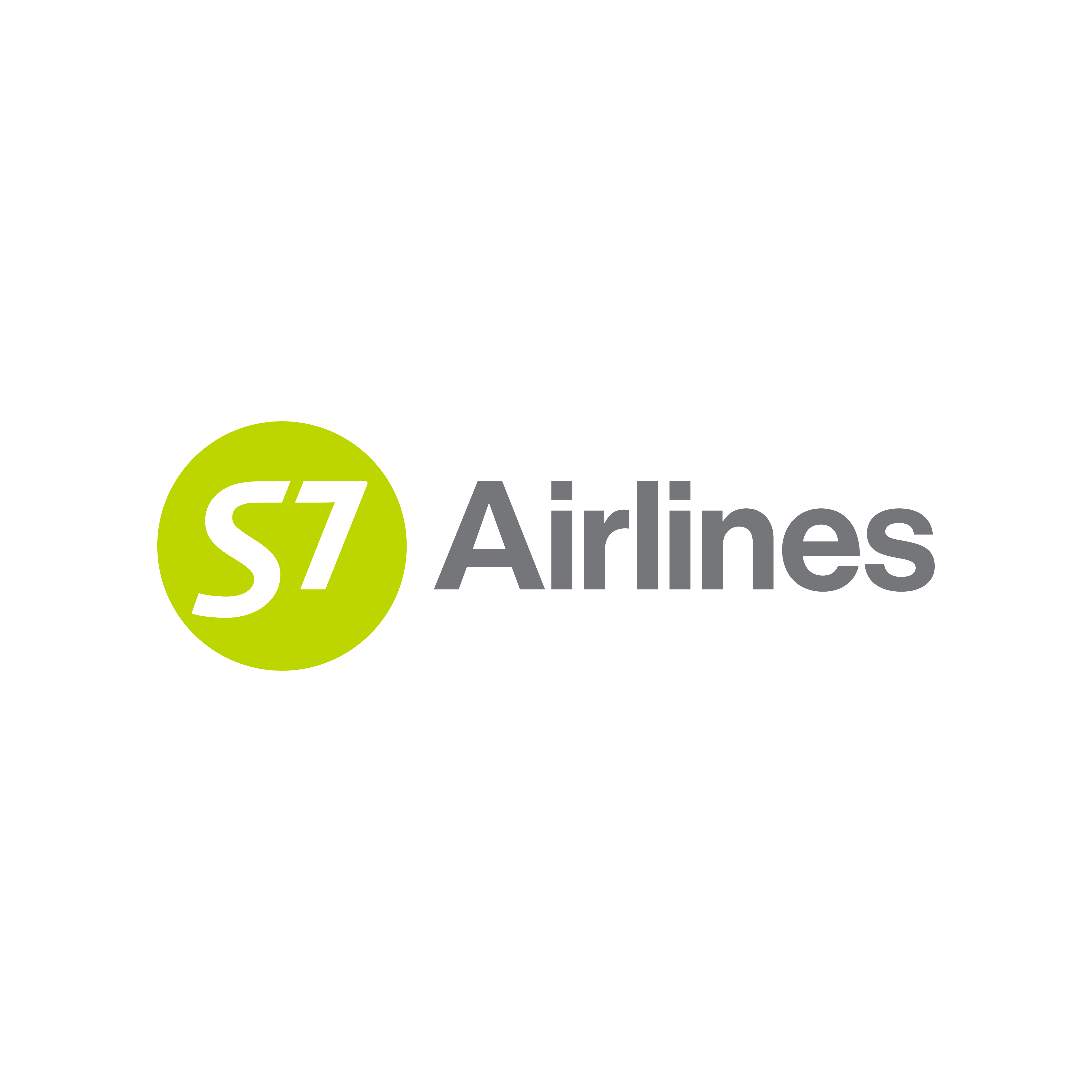 s7 airlines logo 0 - S7 Airlines Logo