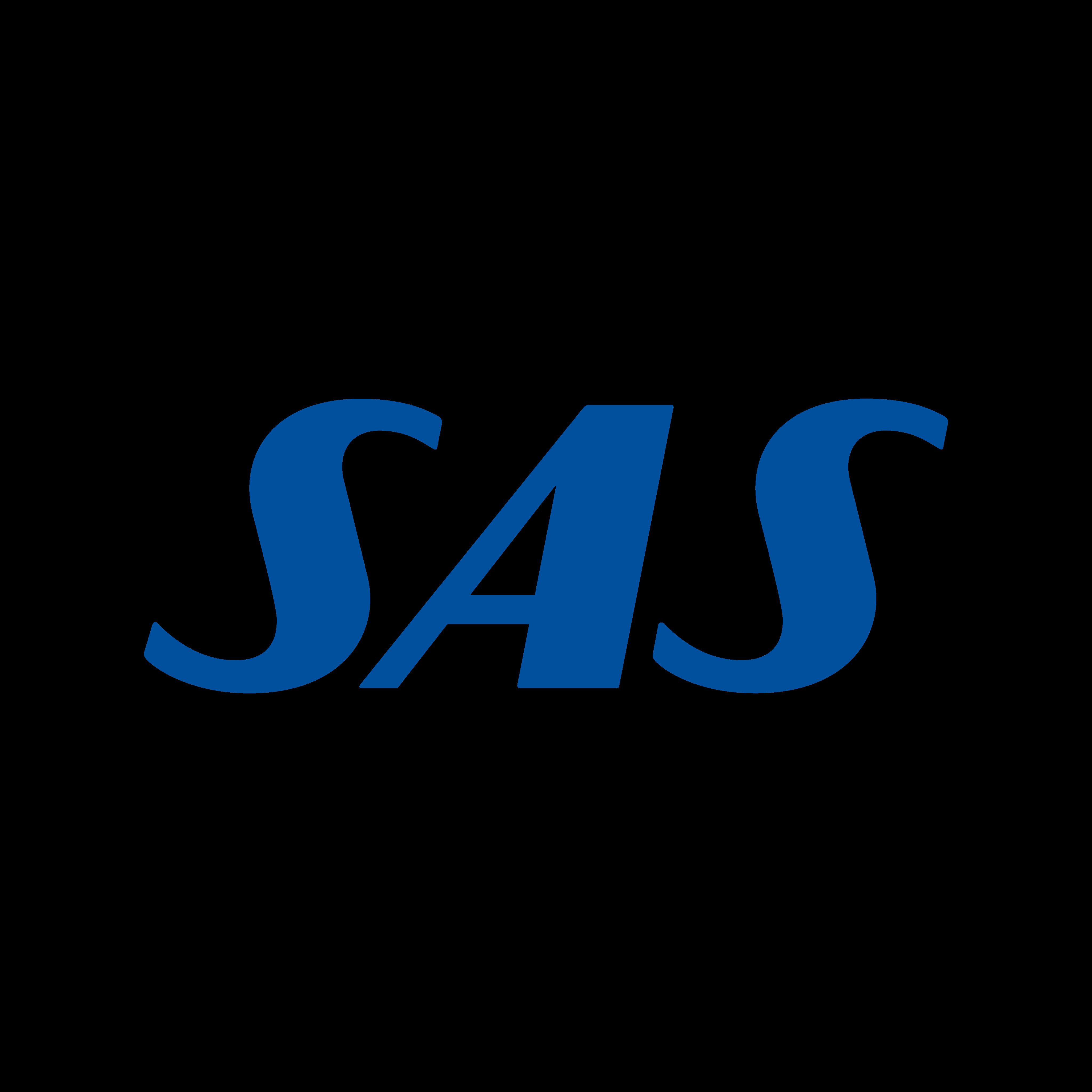 sas airlines logo 0 - SAS Logo