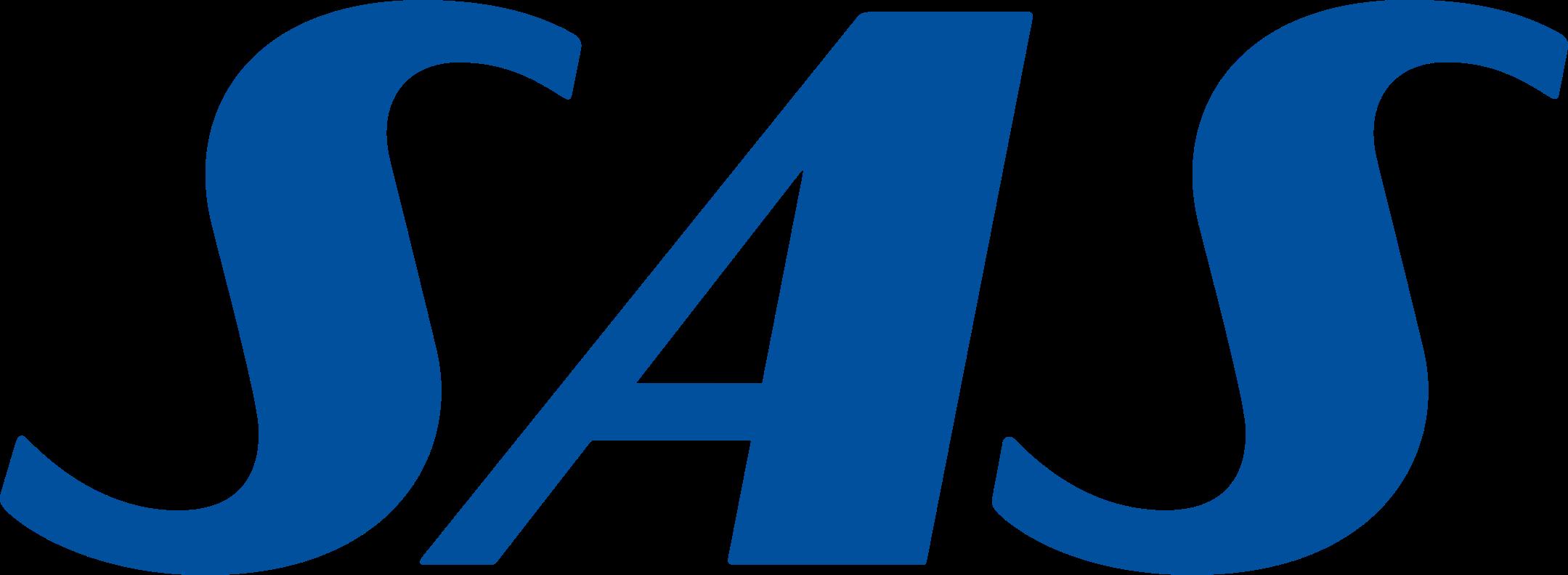 sas airlines logo 1 - SAS Logo