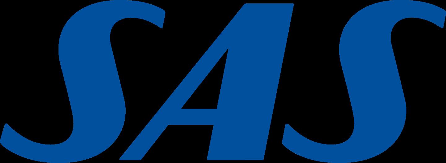 sas airlines logo 2 - SAS Logo