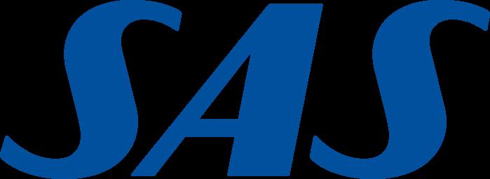 sas airlines logo 3 - SAS Logo