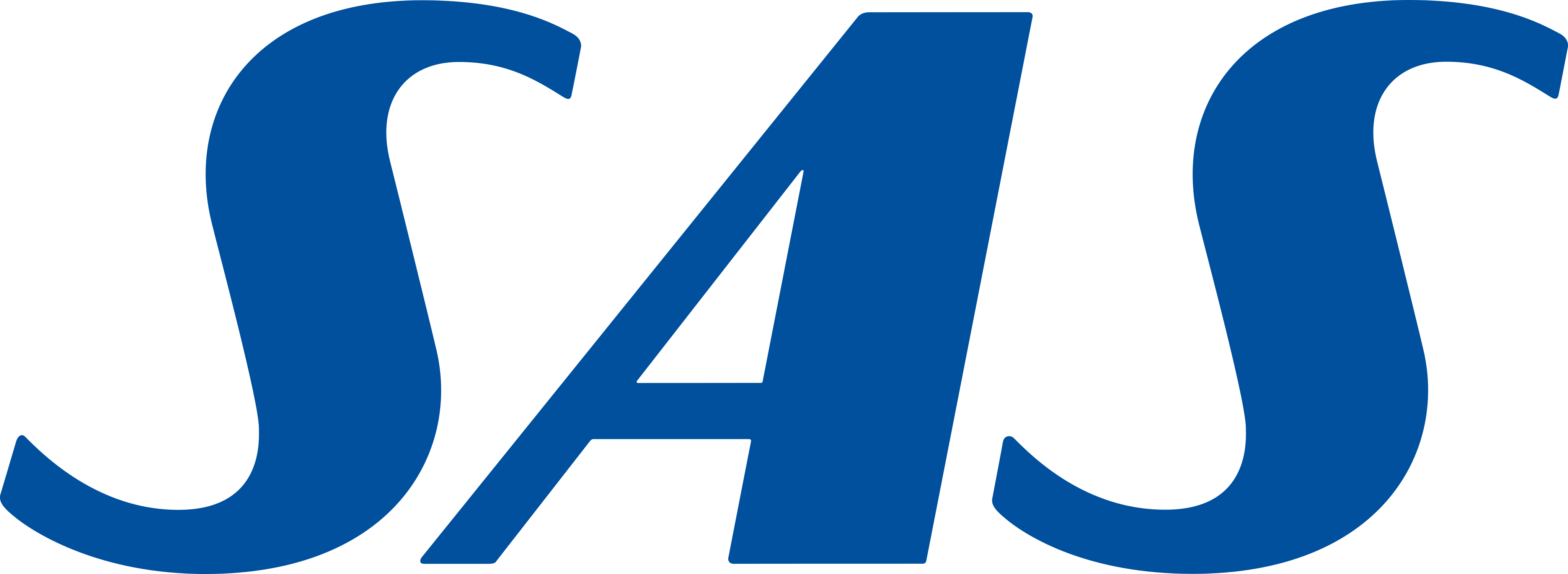 SAS Airlines Logo.