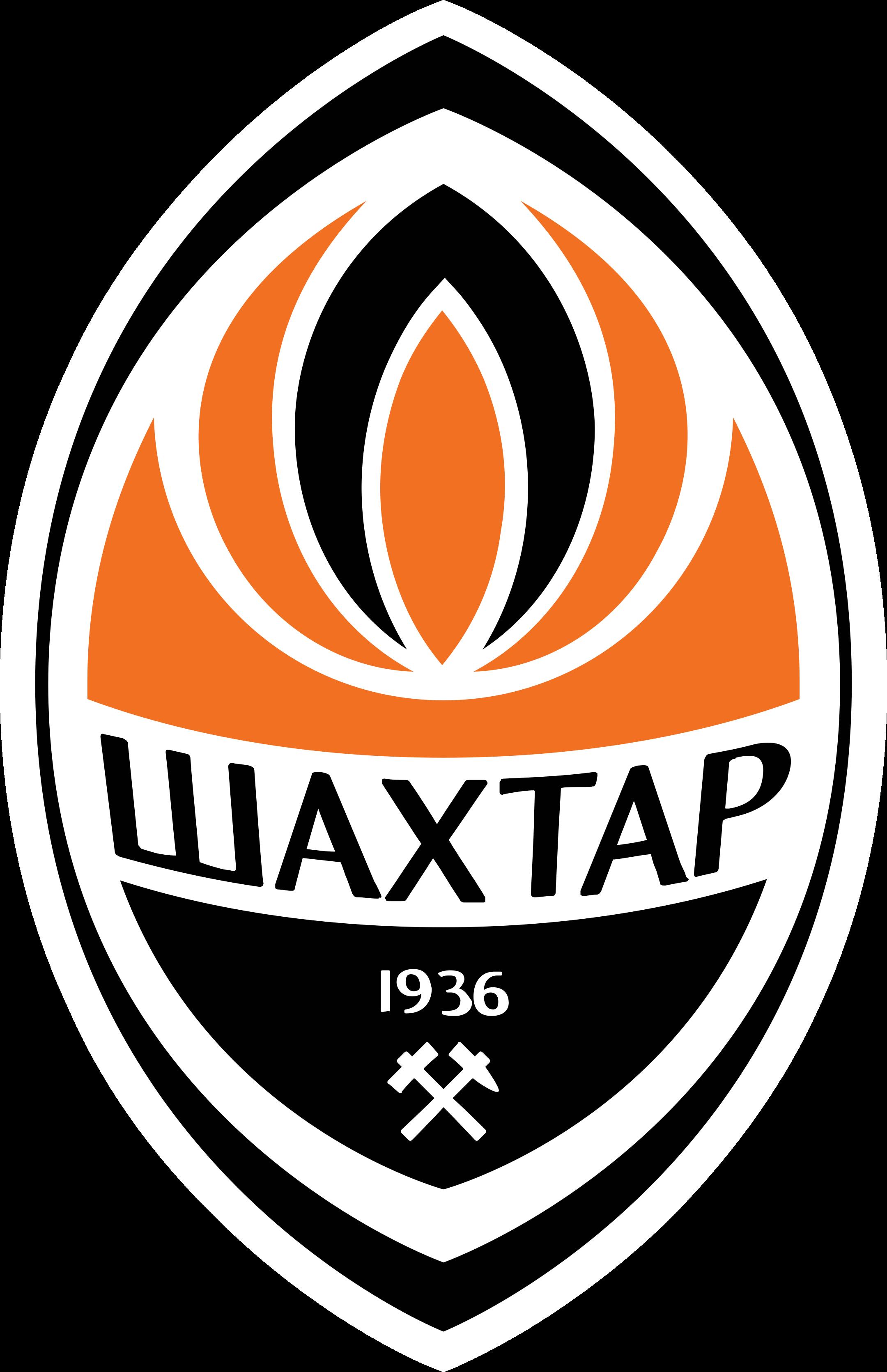 shakhtar logo 1 - FK Shakhtar Logo - Escudo