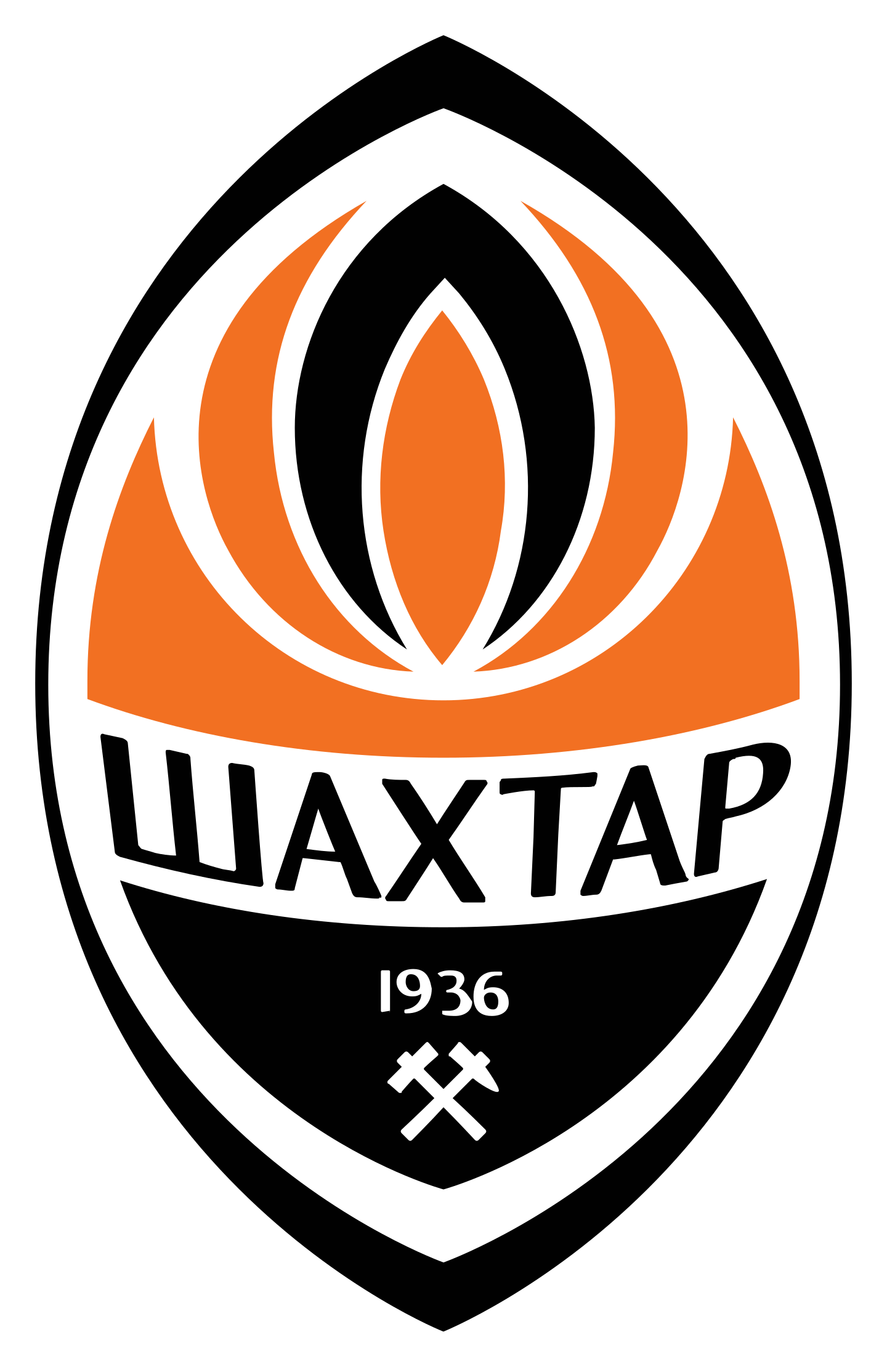 shakhtar logo 2 - FK Shakhtar Logo - Escudo