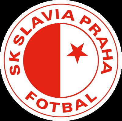 sk slavia praha logo 4 - SK Slavia Praga Logo - Escudo